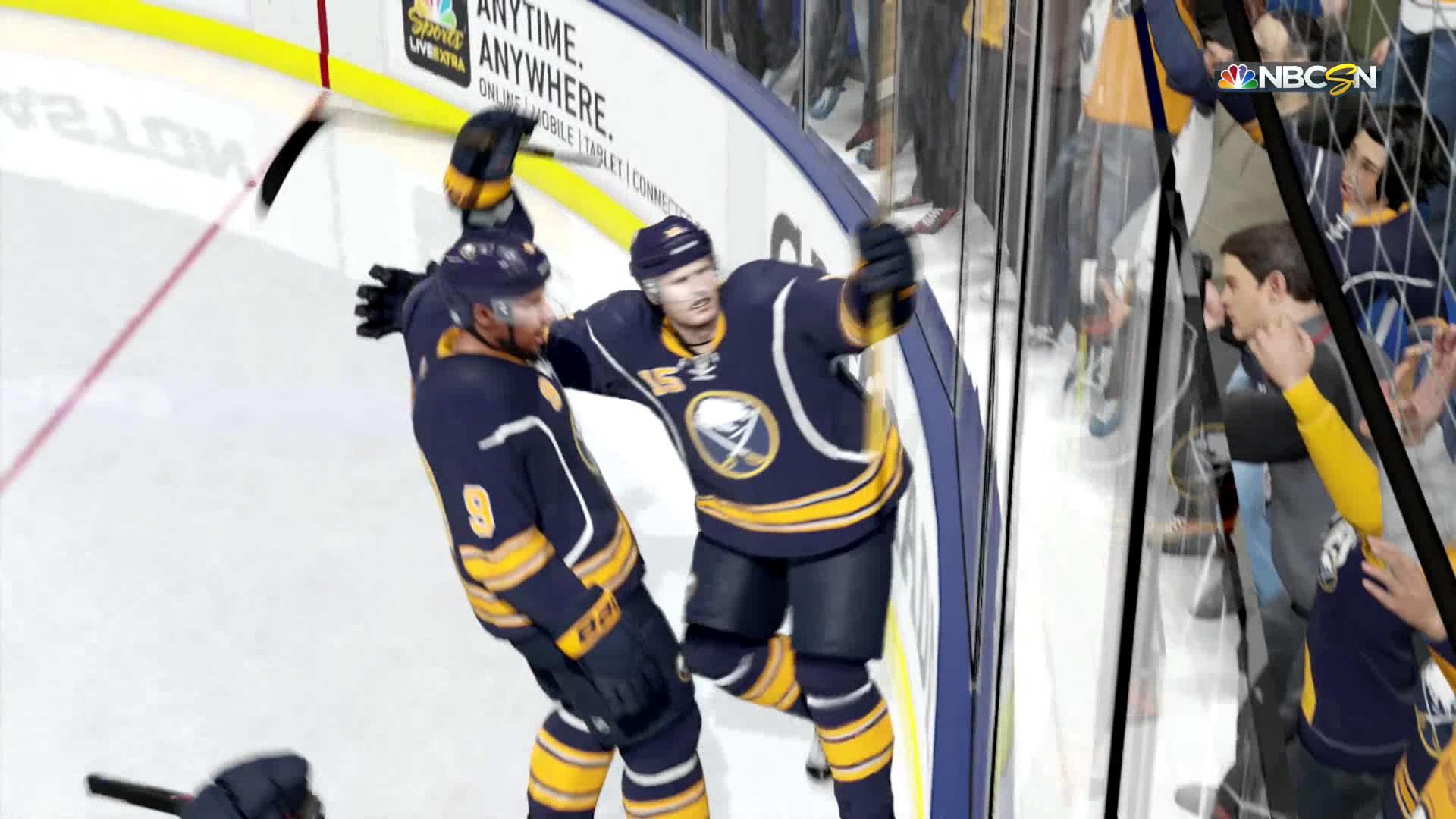 NEW Buffalo Sabres Goal Song — NHL 16