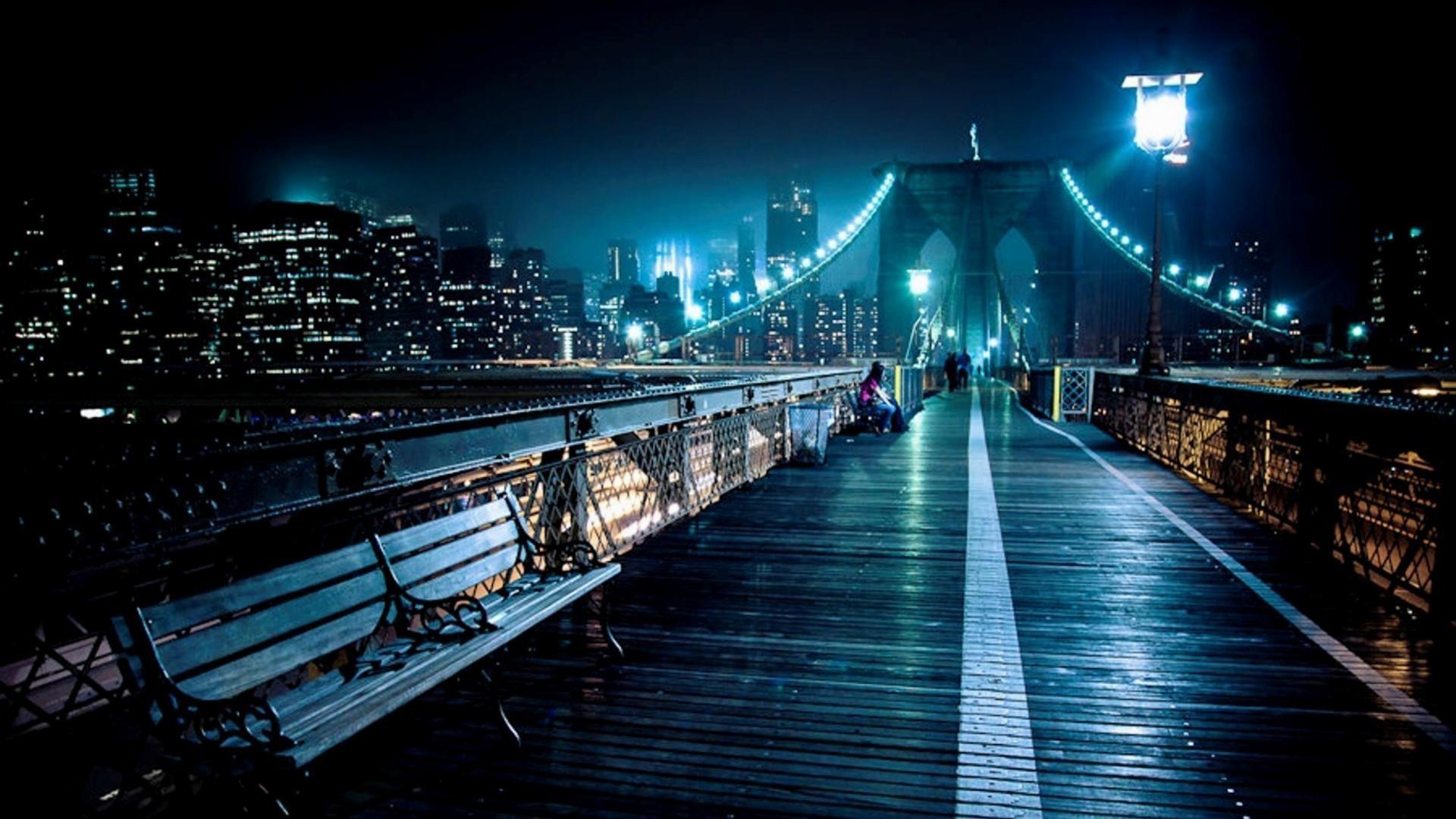 wallpaper.wiki-Brooklyn-Bridge-Background-Full-HD-PIC-
