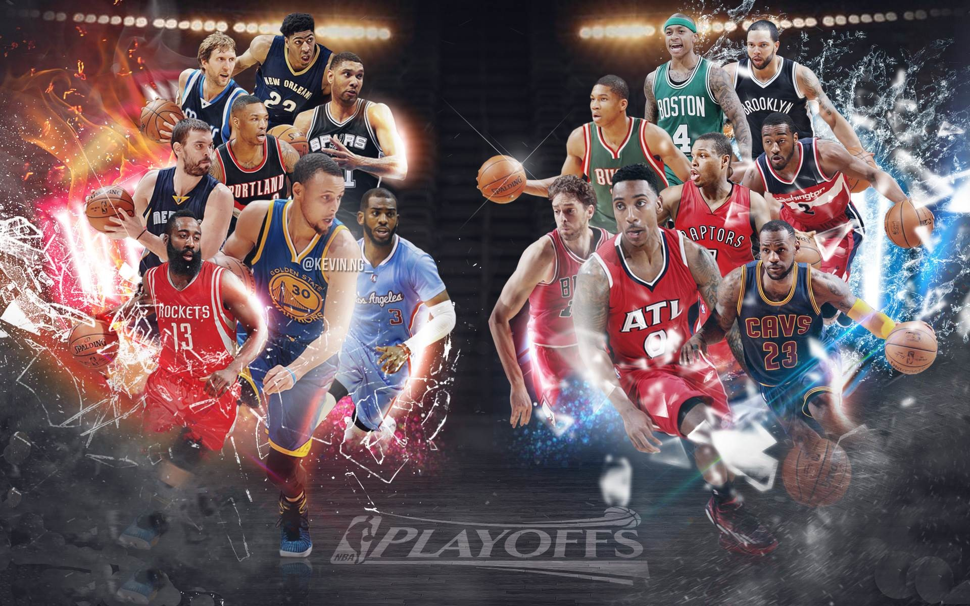 NBA Wallpapers HD Background – Artistic Wallpapers