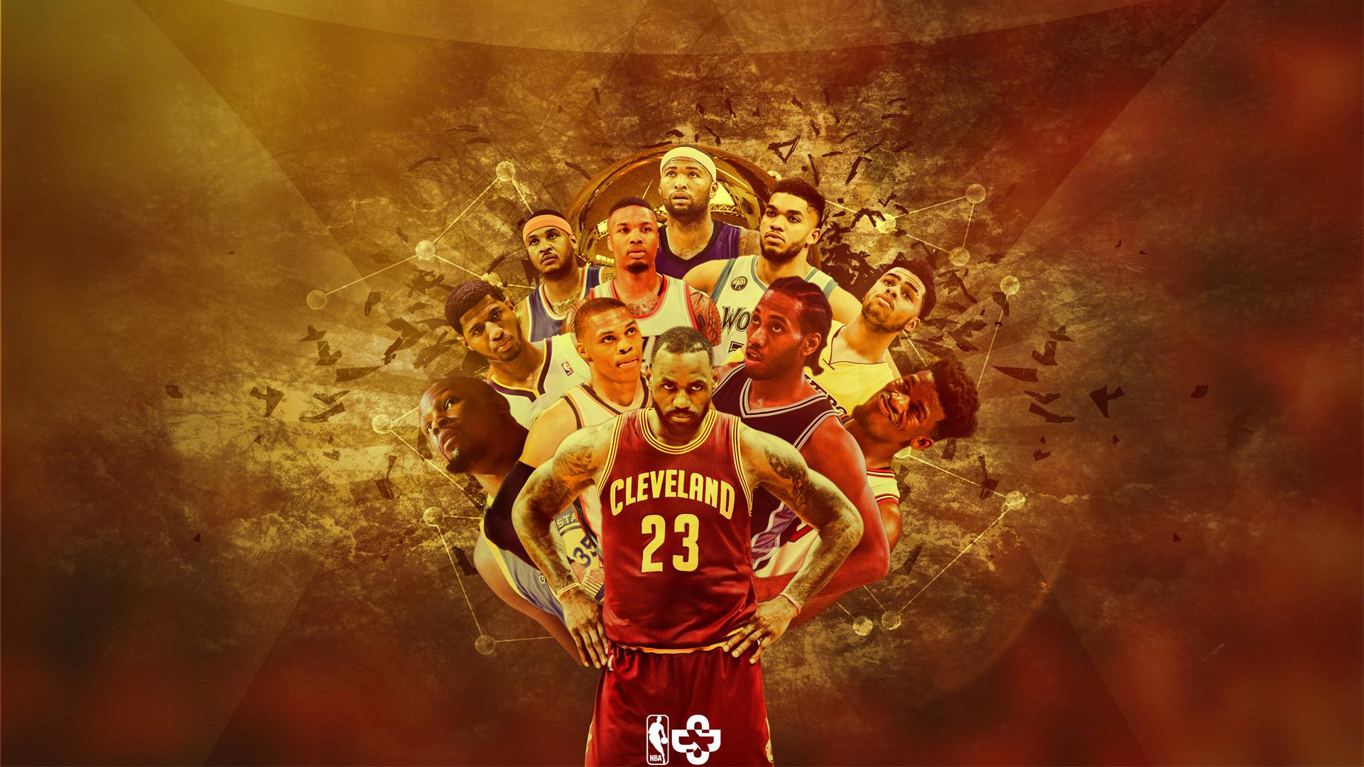 NBA Season 2016-2017 is Coming Wallpaper