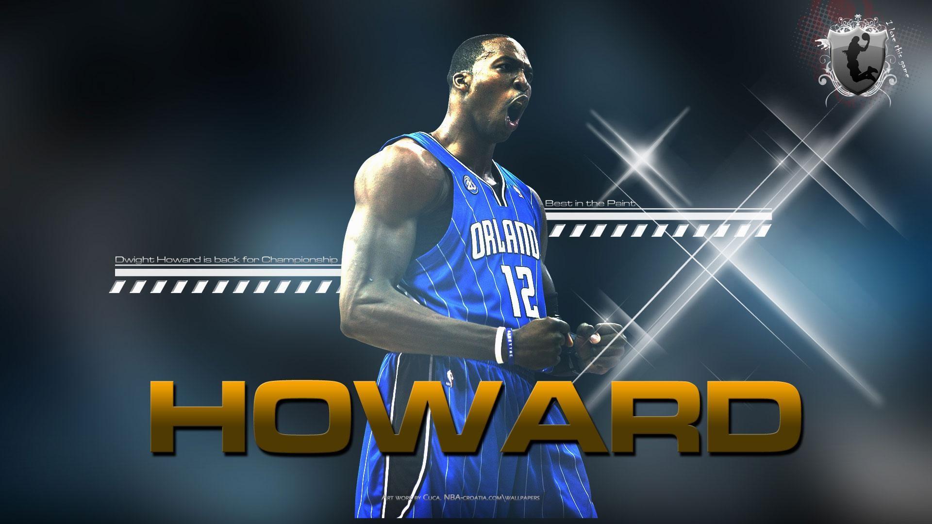 Dwight Howard HD Wallpapers 7
