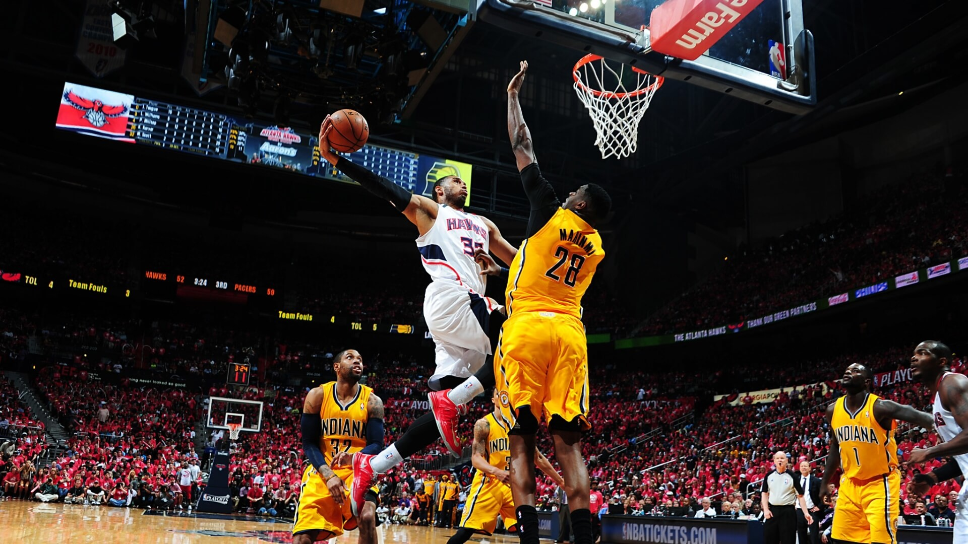 NBA Wallpapers for iPad