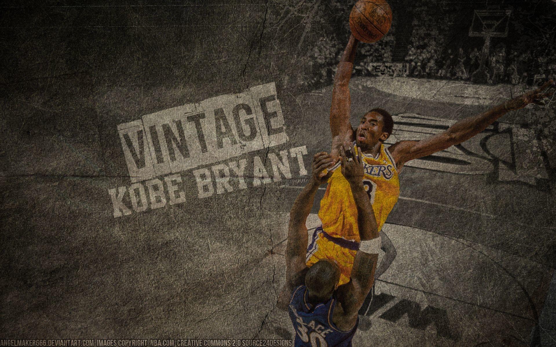 The Top 10 Los Angeles Lakers Kobe Bryant NBA Wallpapers .
