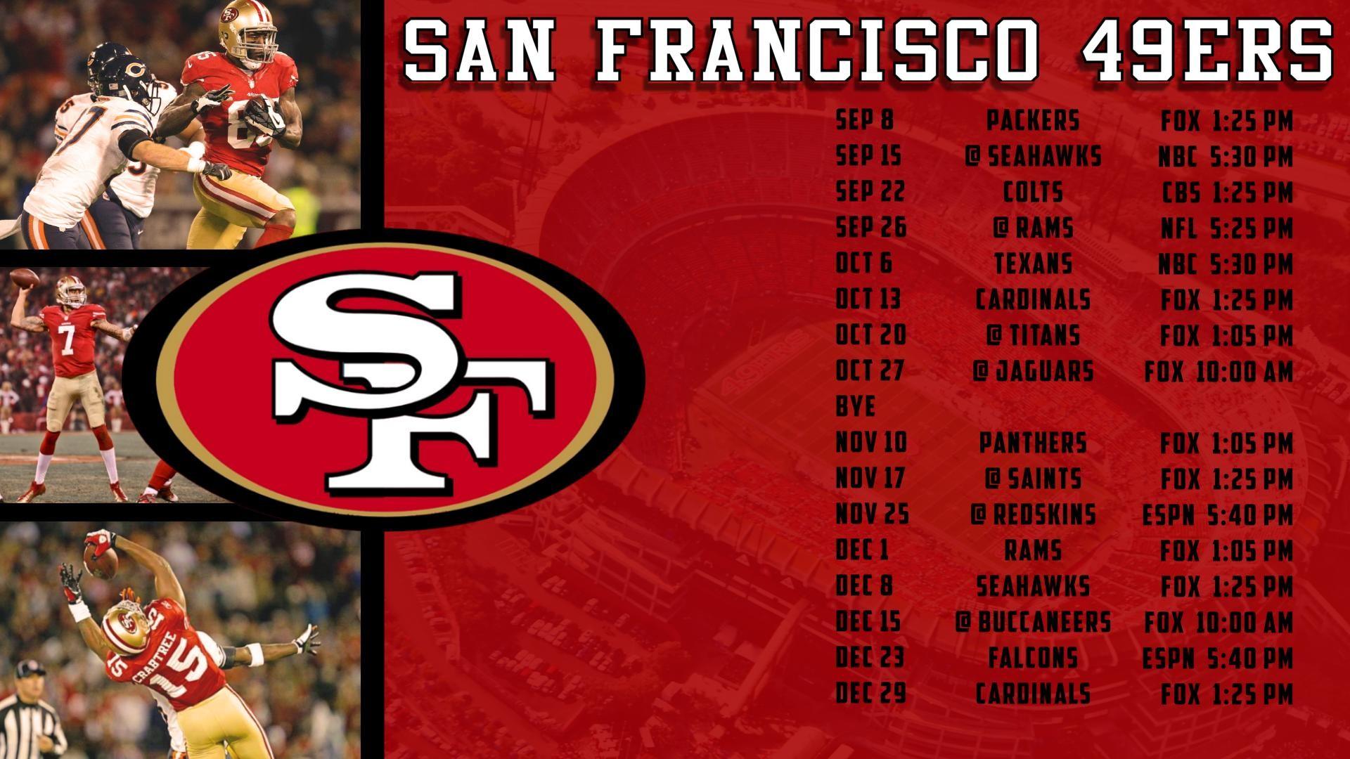 San Francisco 49ers Wallpapers 2015 – Wallpaper Cave 0 HTML code. Sun, 29  Dec 2013 20:29:02 -0800, SB Nation
