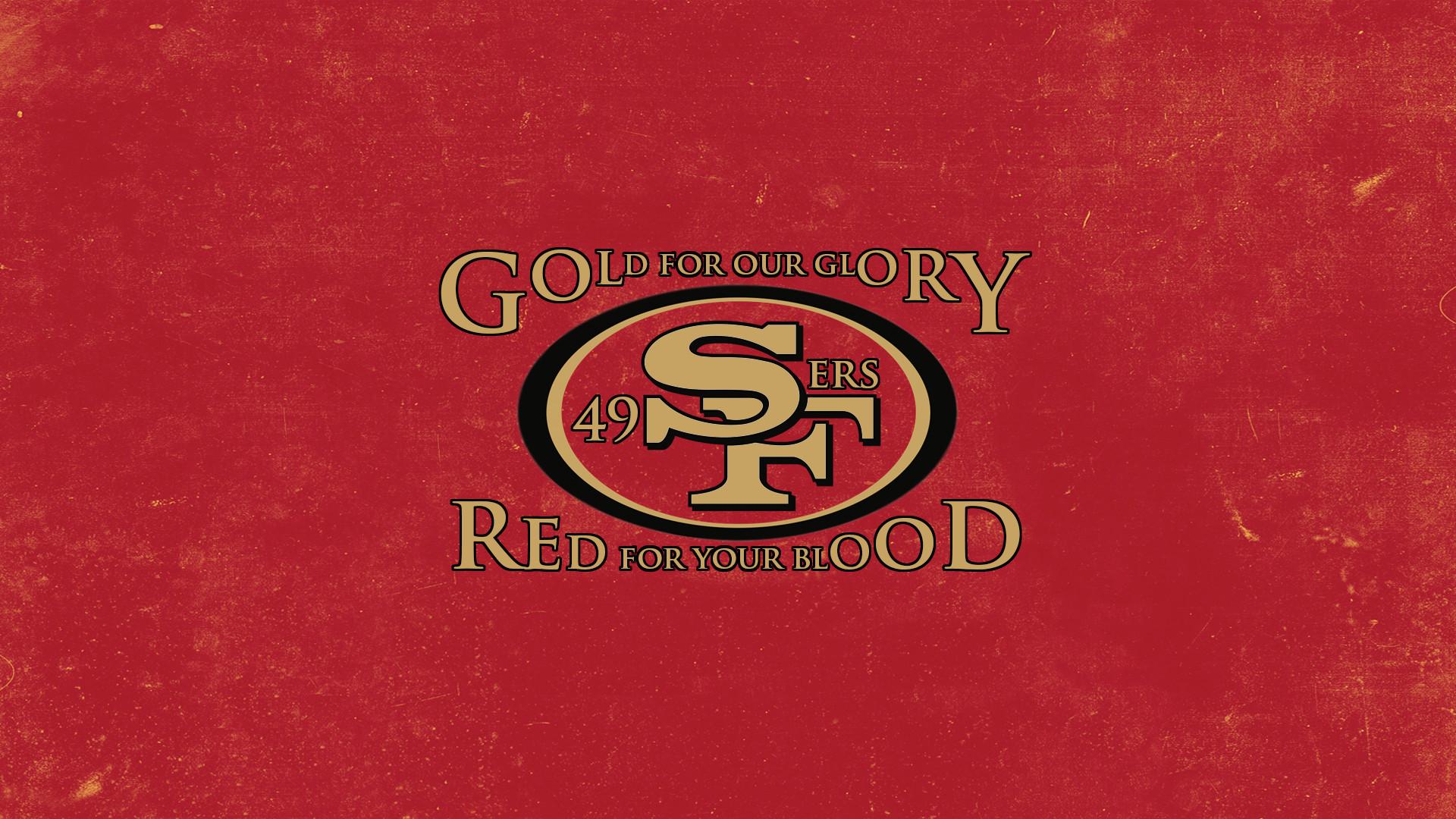 San Francisco 49ers. Cool Wallpaper.