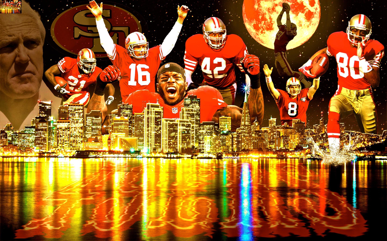 … wallpaper niners nation; san francisco 49ers backgrounds hd  wallpapercraft …