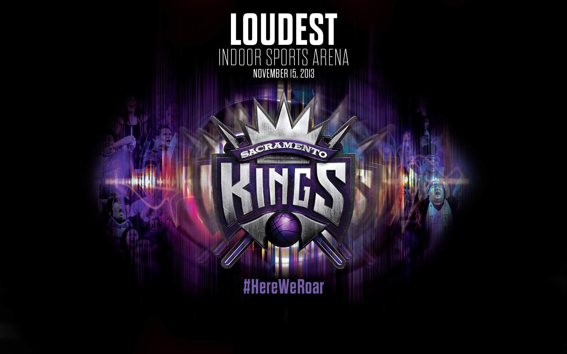 Sacramento Kings | Loudest Indoor Sports Arena