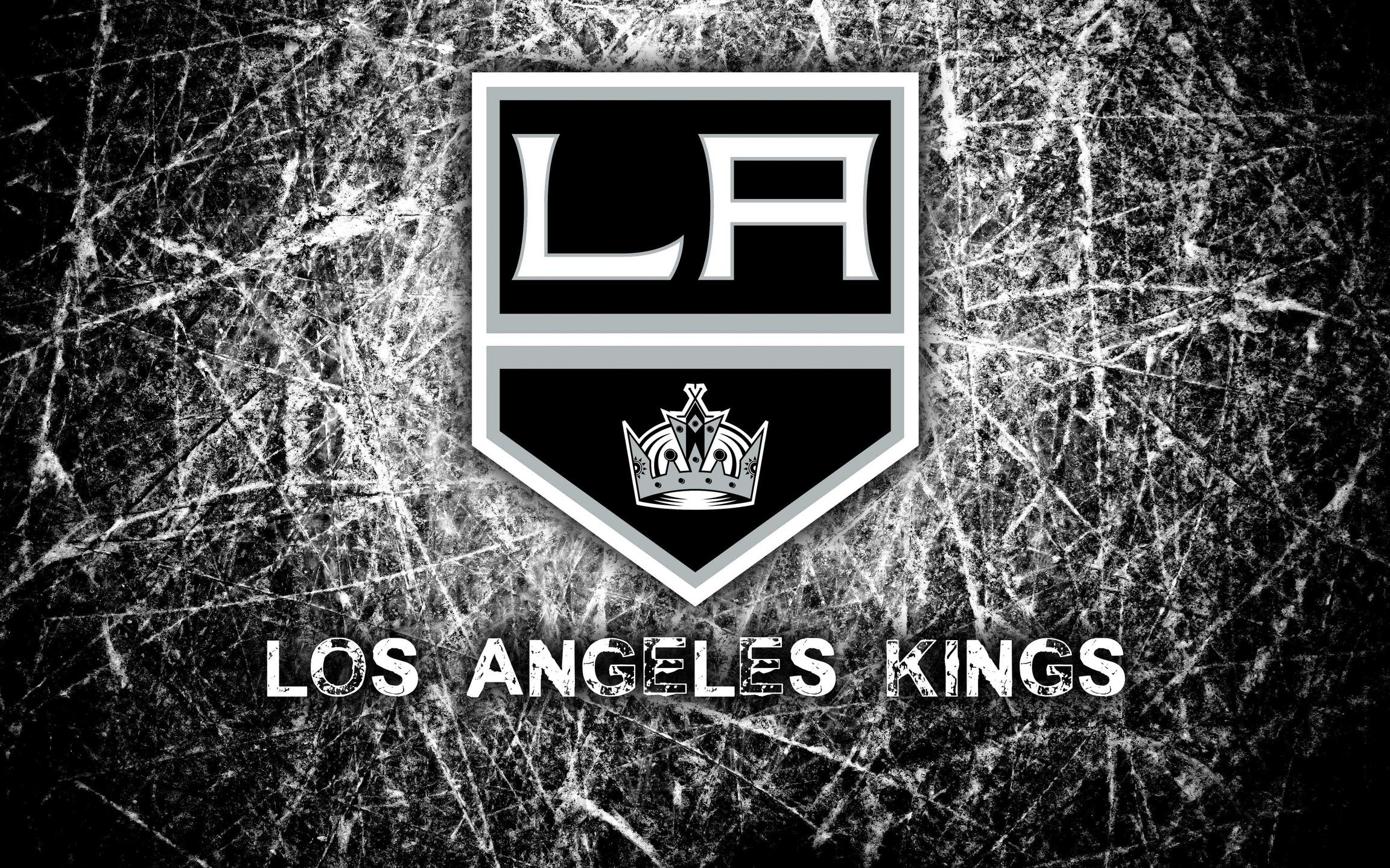 Los Angeles Kings 2014 Logo Wallpaper Wide or HD | Sports Wallpapers