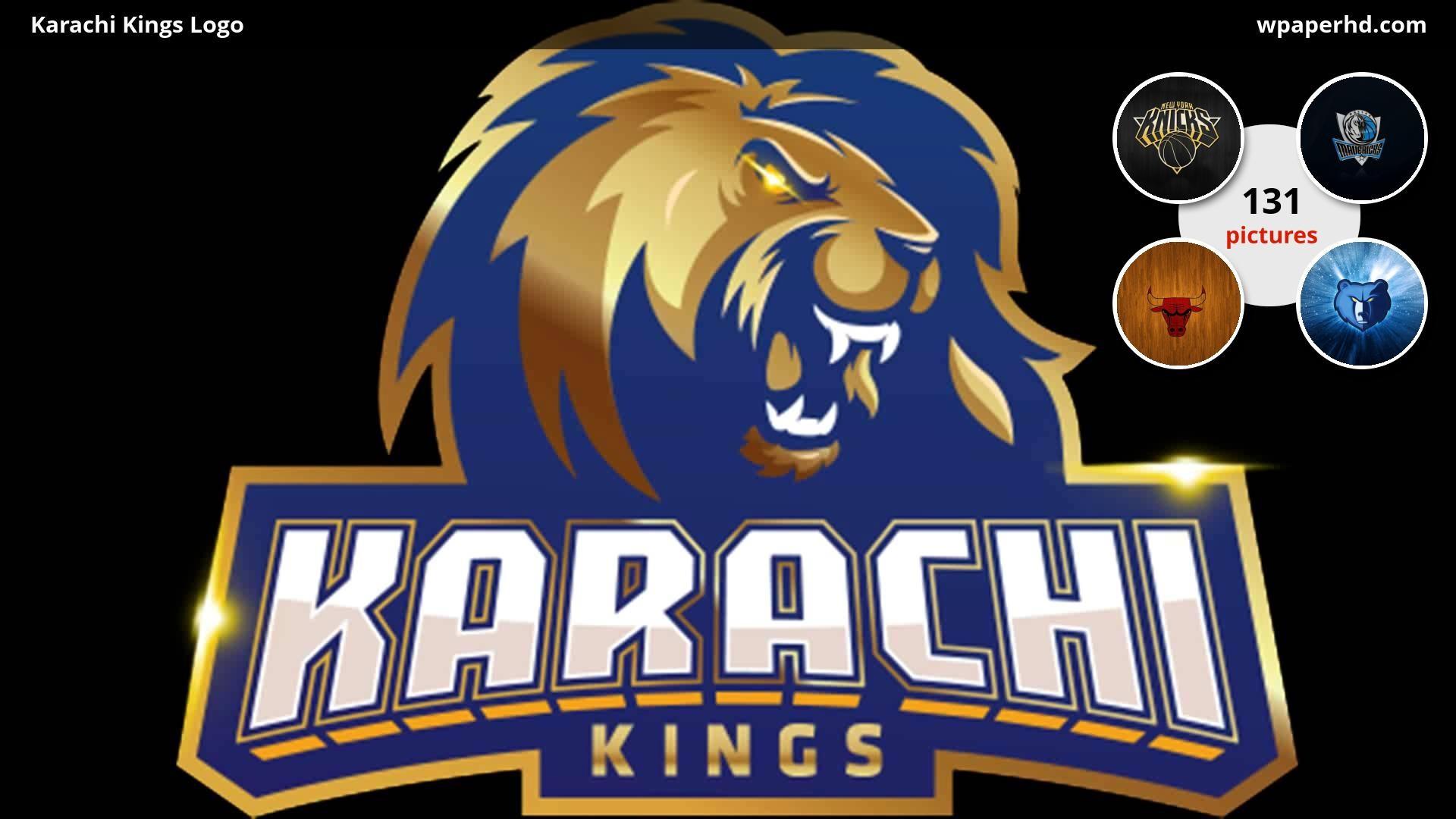 Description Karachi Kings Logo wallpaper from Sport category. You are on  page with Karachi Kings Logo wallpaper …