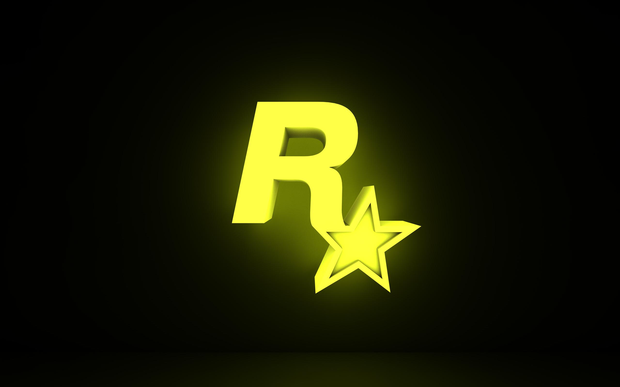Rockstar Games Logo Wallpaper