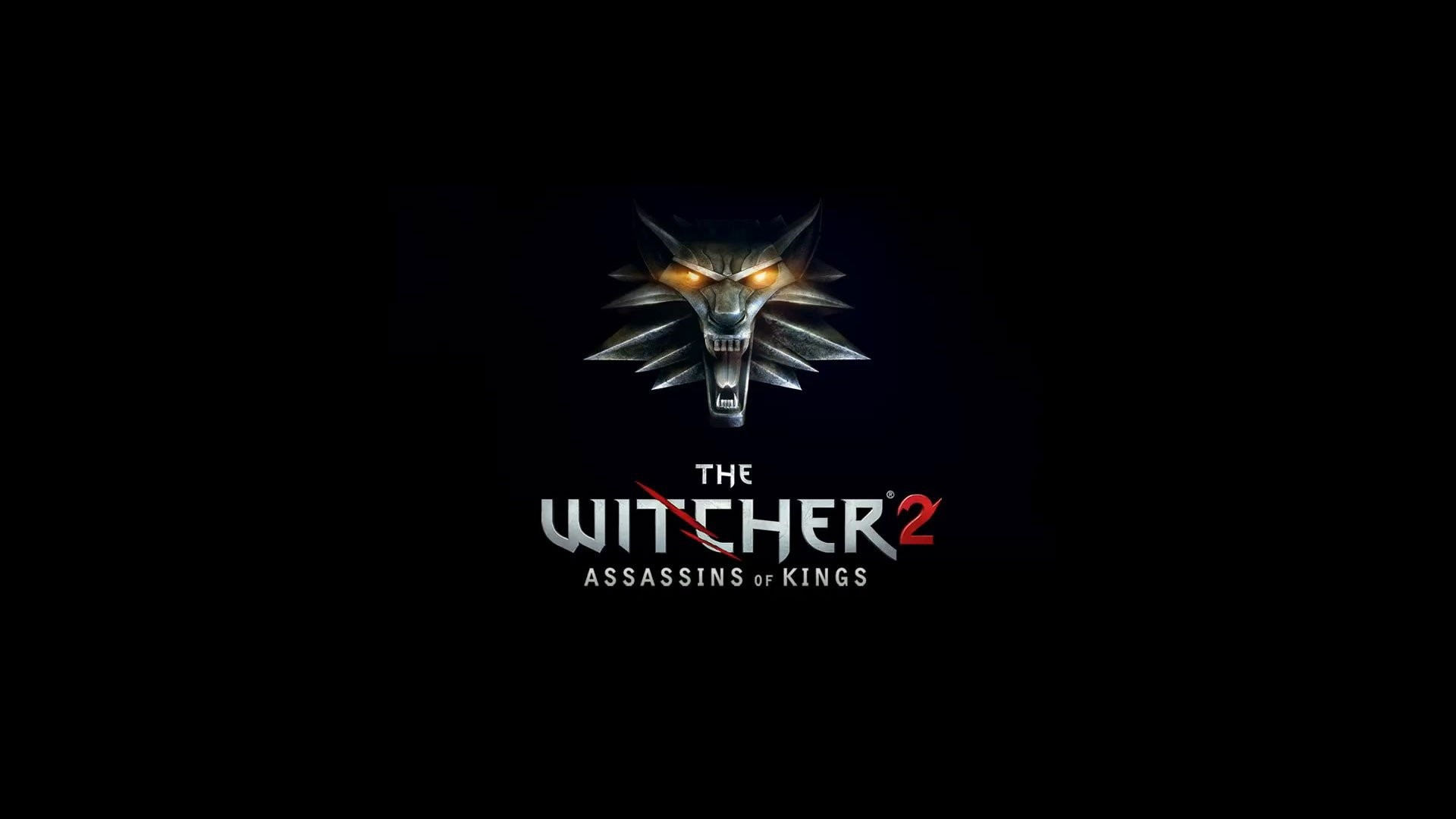 Video games logos The Witcher 2: Assassins of Kings wallpaper | |  294268 | WallpaperUP