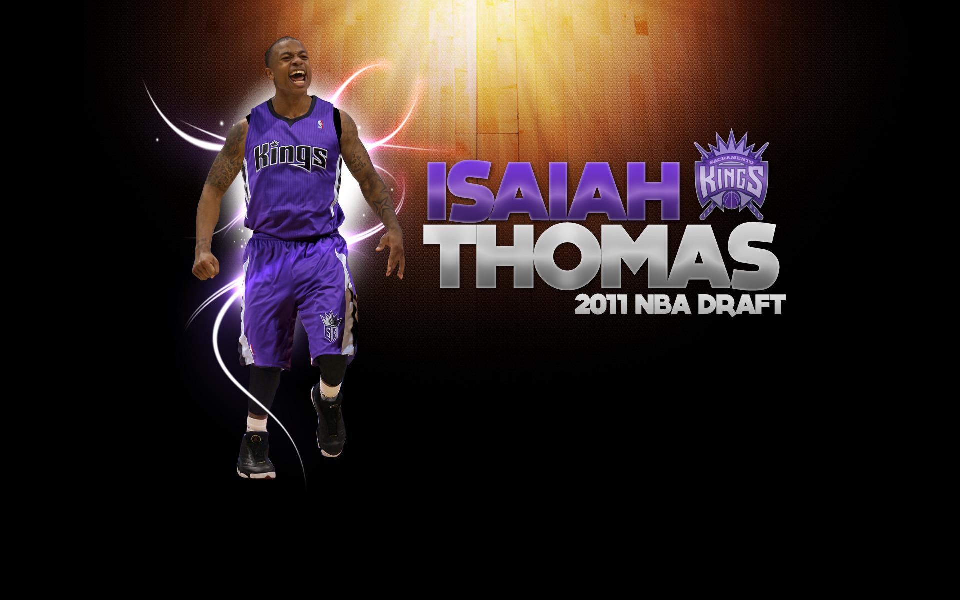 Kings Wallpaper: Isaiah Thomas