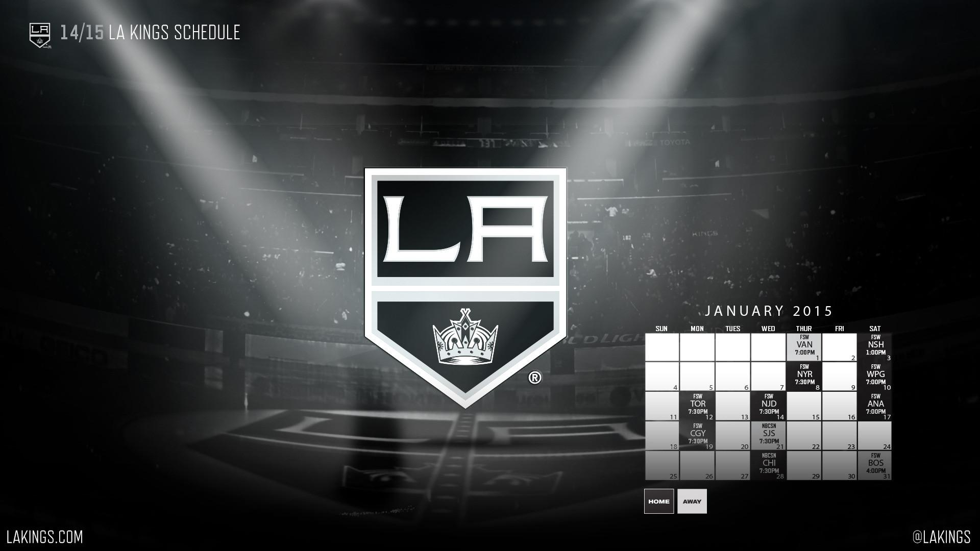 LA Kings Wallpapers – Los Angeles Kings – Multimedia