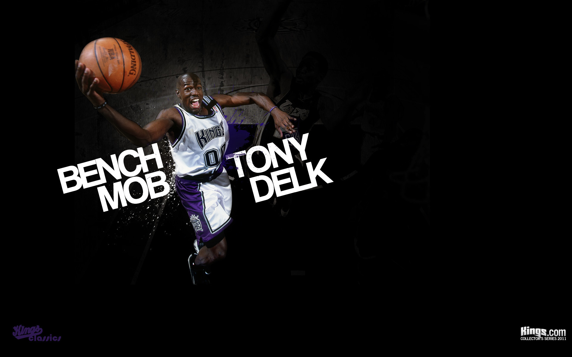 Tony Delk