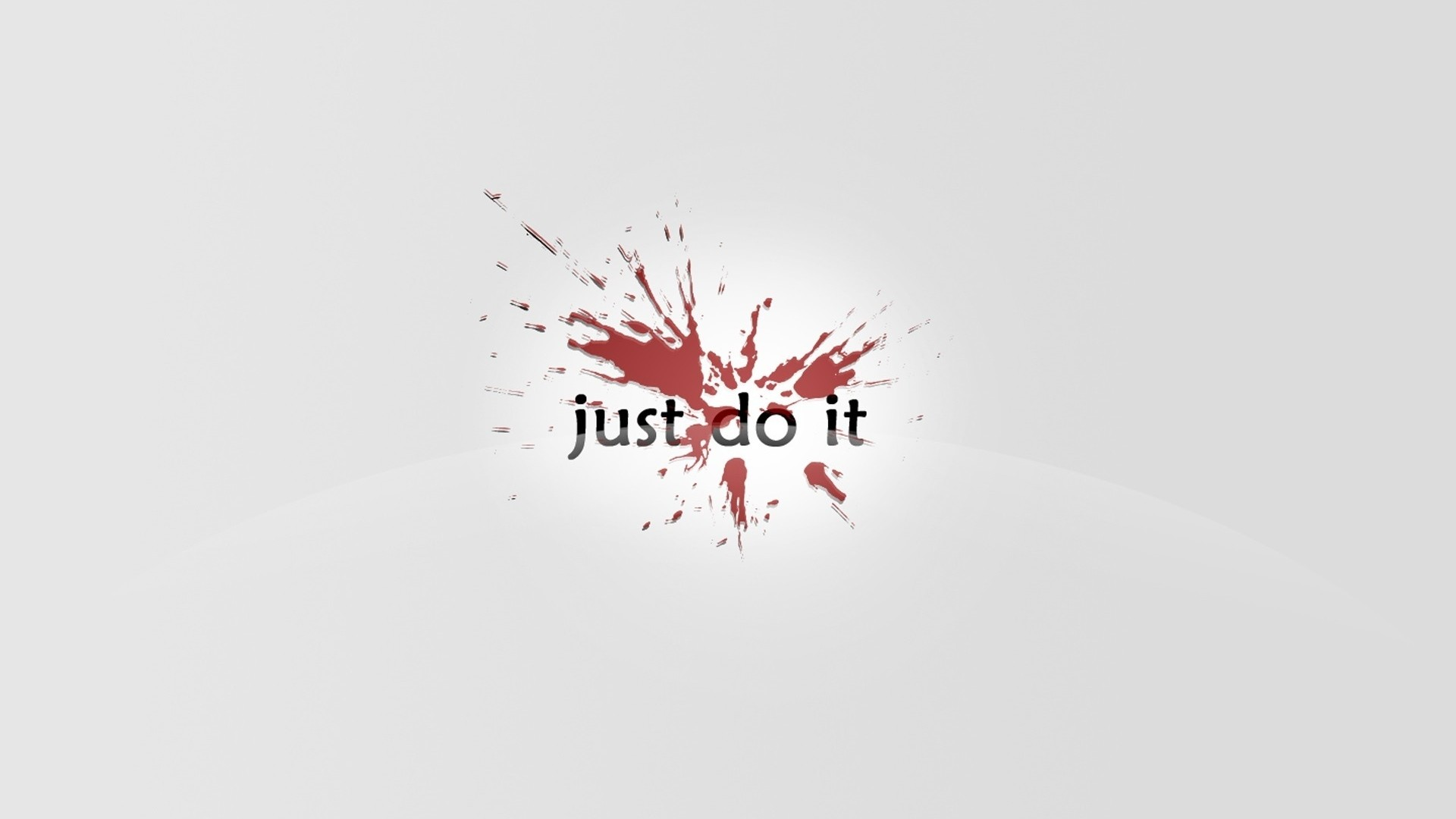 Preview wallpaper nike, just do it, blob 1920×1080
