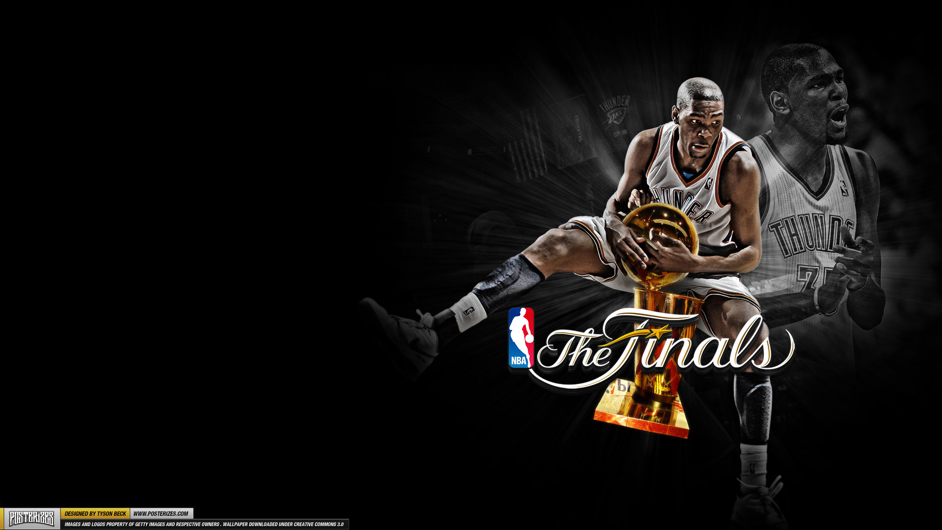 Wallpaper: Kevin Durant – 'Trophy Hunting'