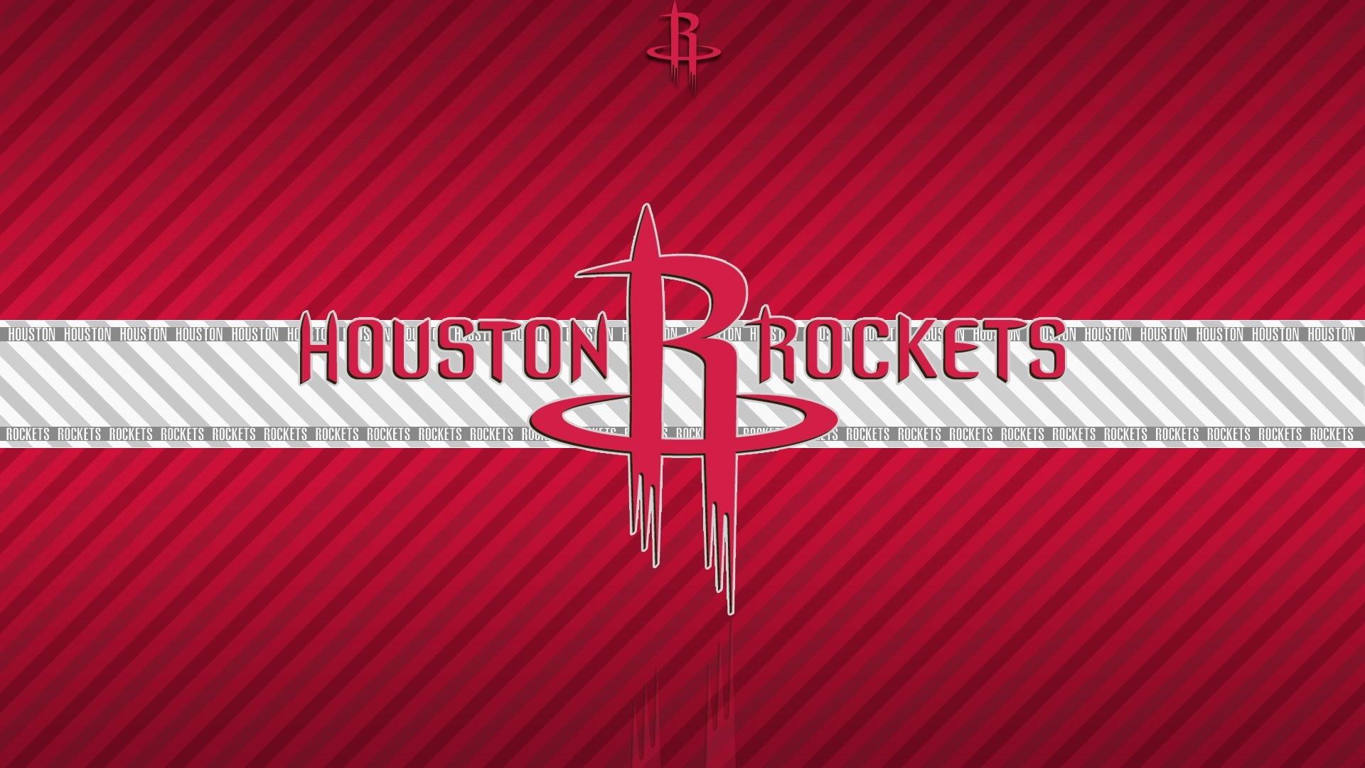 NBA, Houston Rockets ̩quipe logo large ̩cran HD РFond d .
