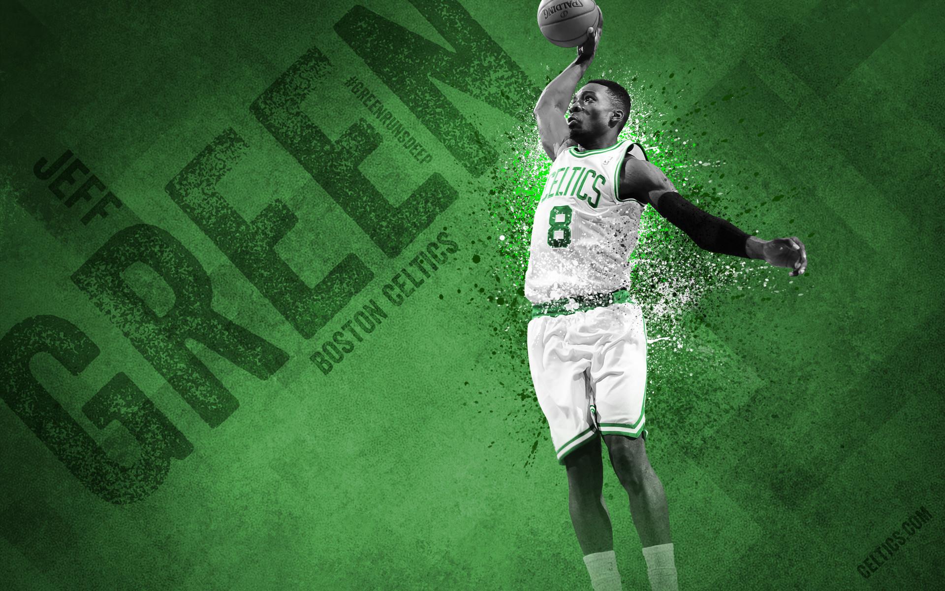 2014-15 Season – Green Runs Deep Wallpaper
