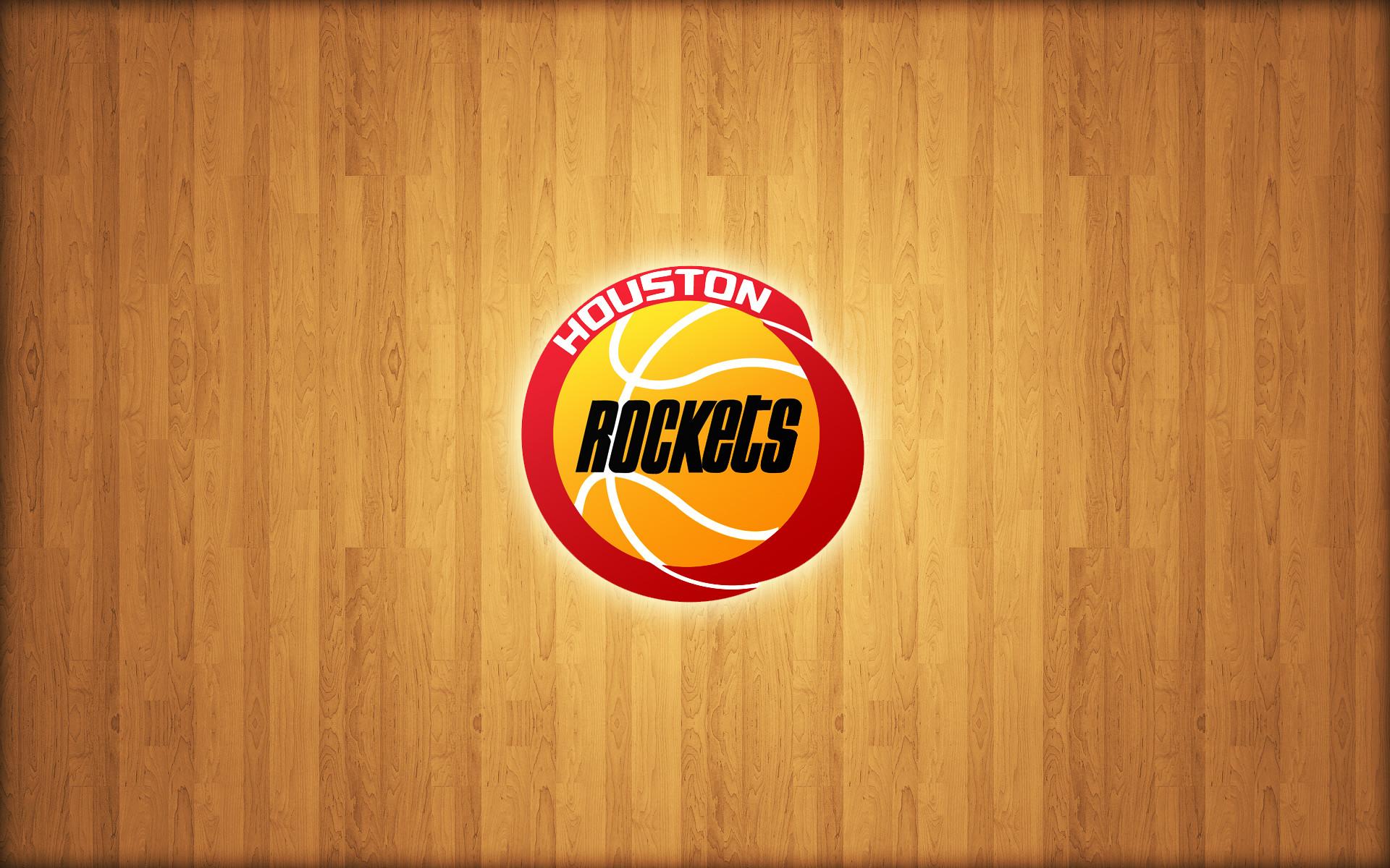 NBA Houston Rockets Logo wallpaper HD. Free desktop background .