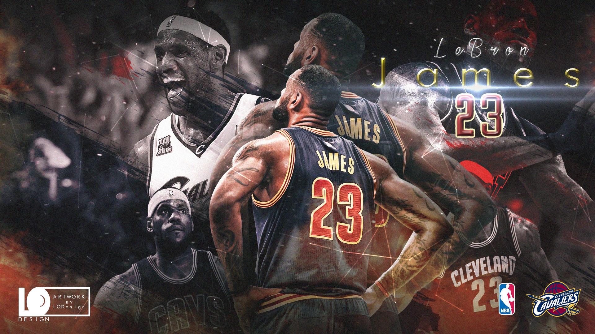 LeBron James 2017 Playoffs Wallpaper