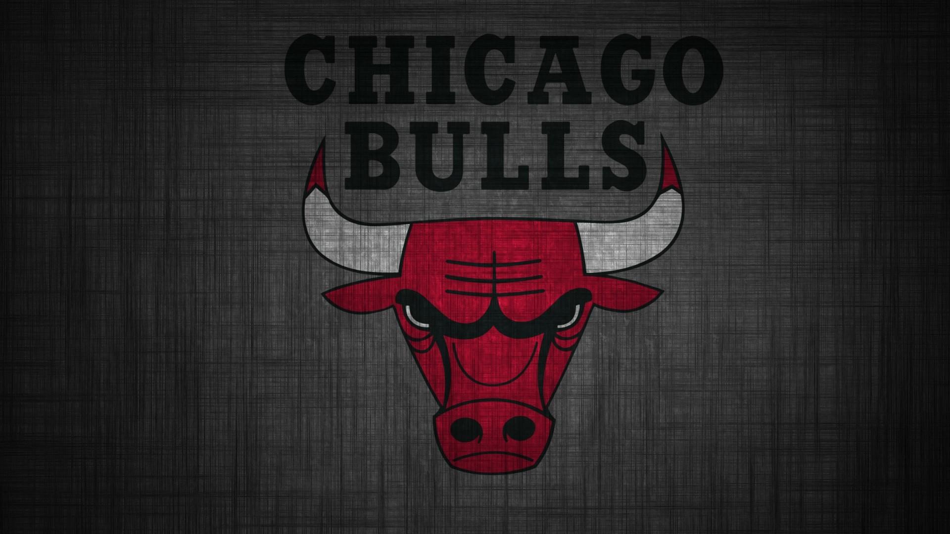 Chicago Bulls Logo HD Wallpapers.