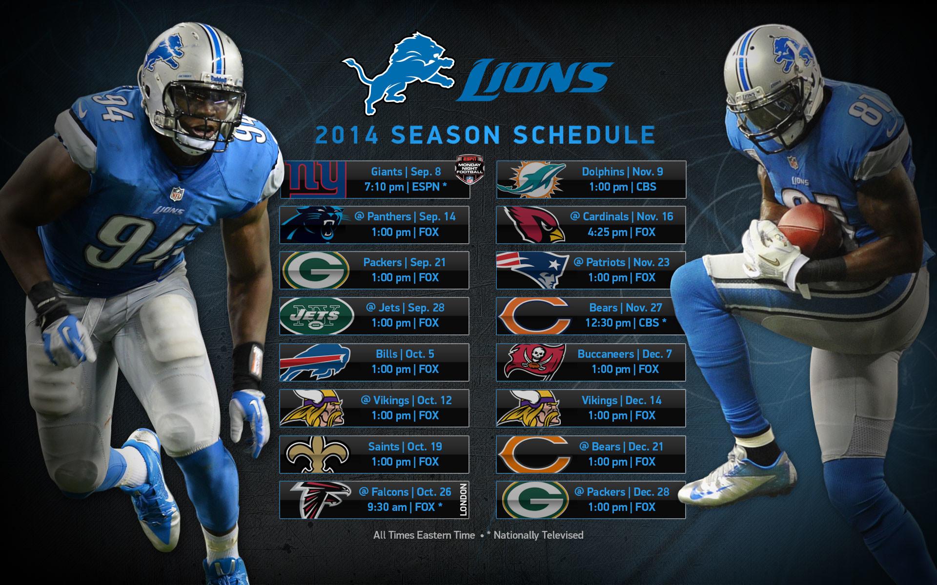 Detroit Lions   Lions Wallpaper