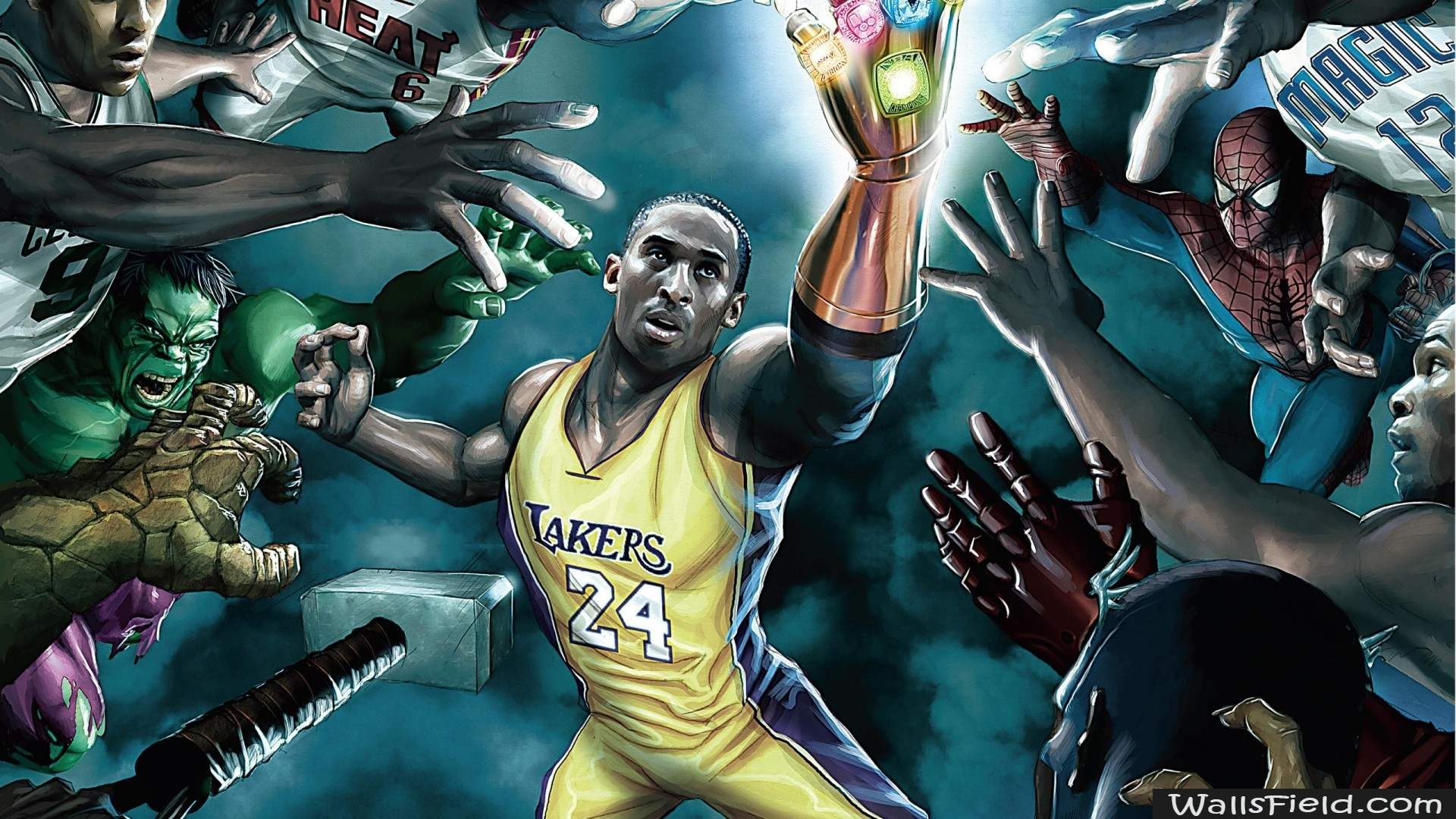 … NBA Wallpapers HD 13 …