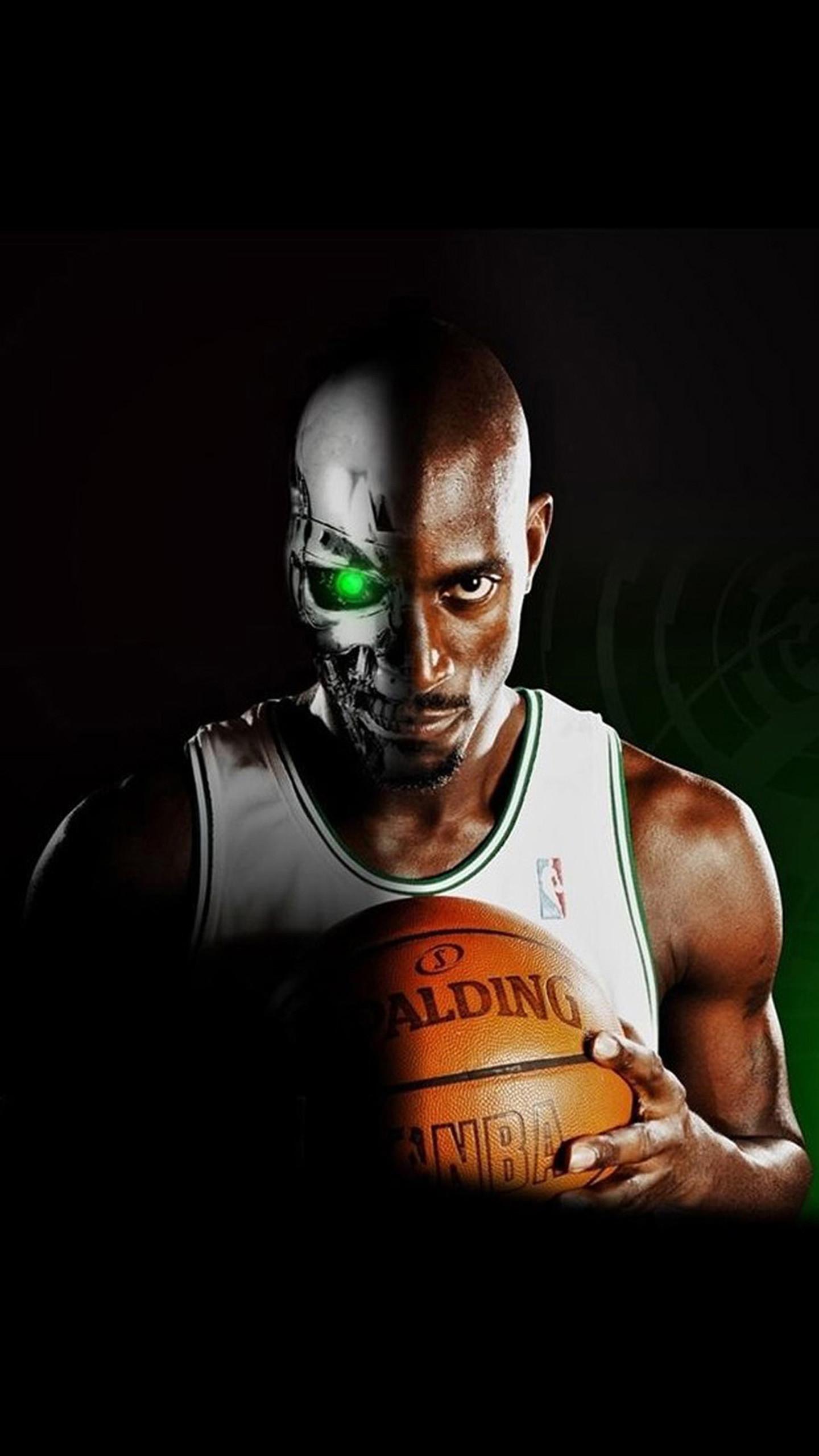 NBA Basketball 1 Galaxy S6 Wallpaper