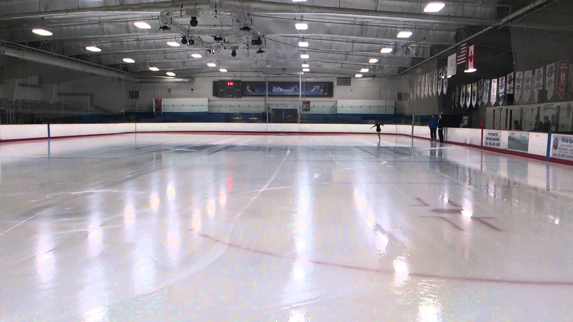 San Diego Ice Arena – YouTube