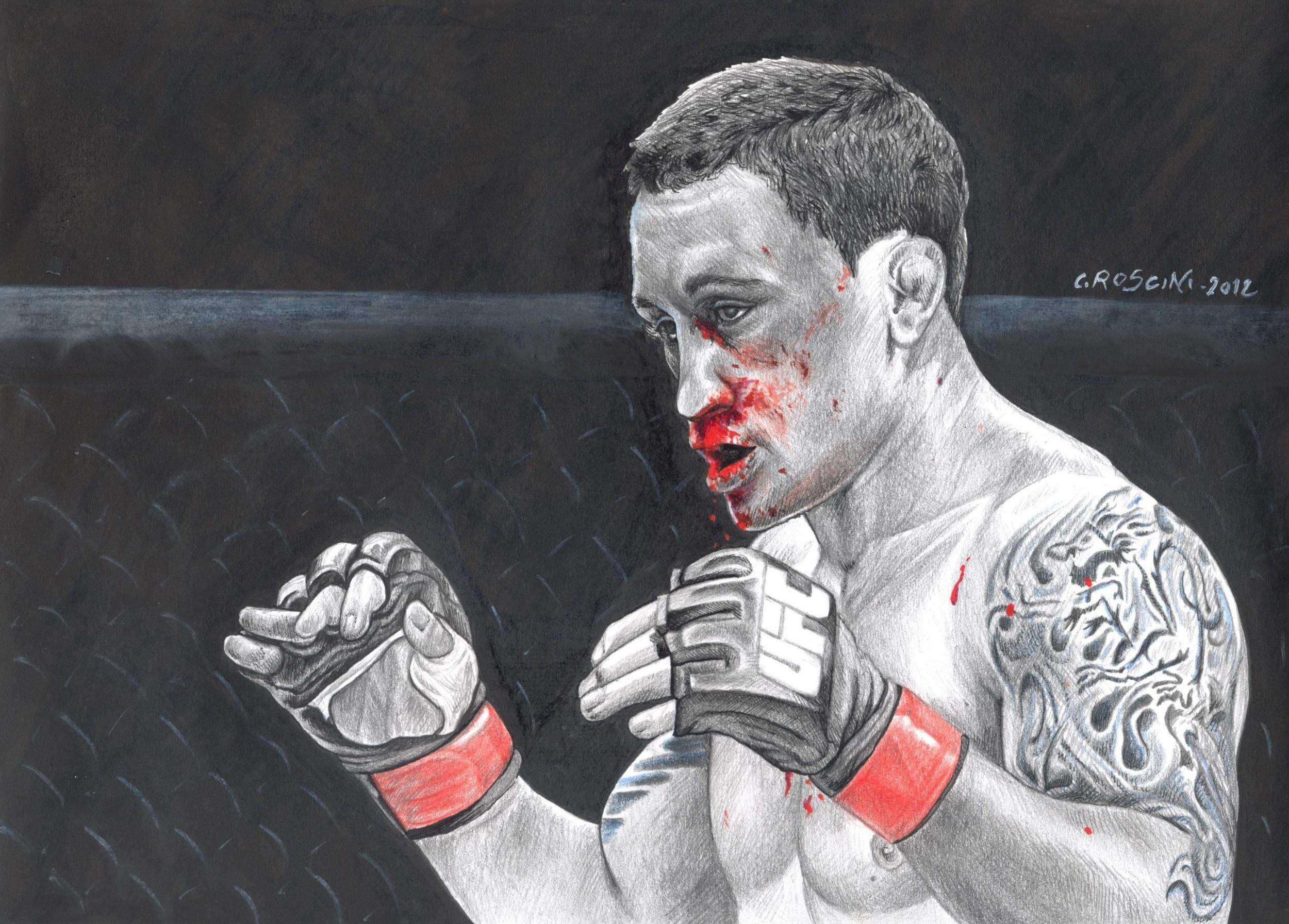 HD Wallpaper   Background ID:301832. Sports MMA