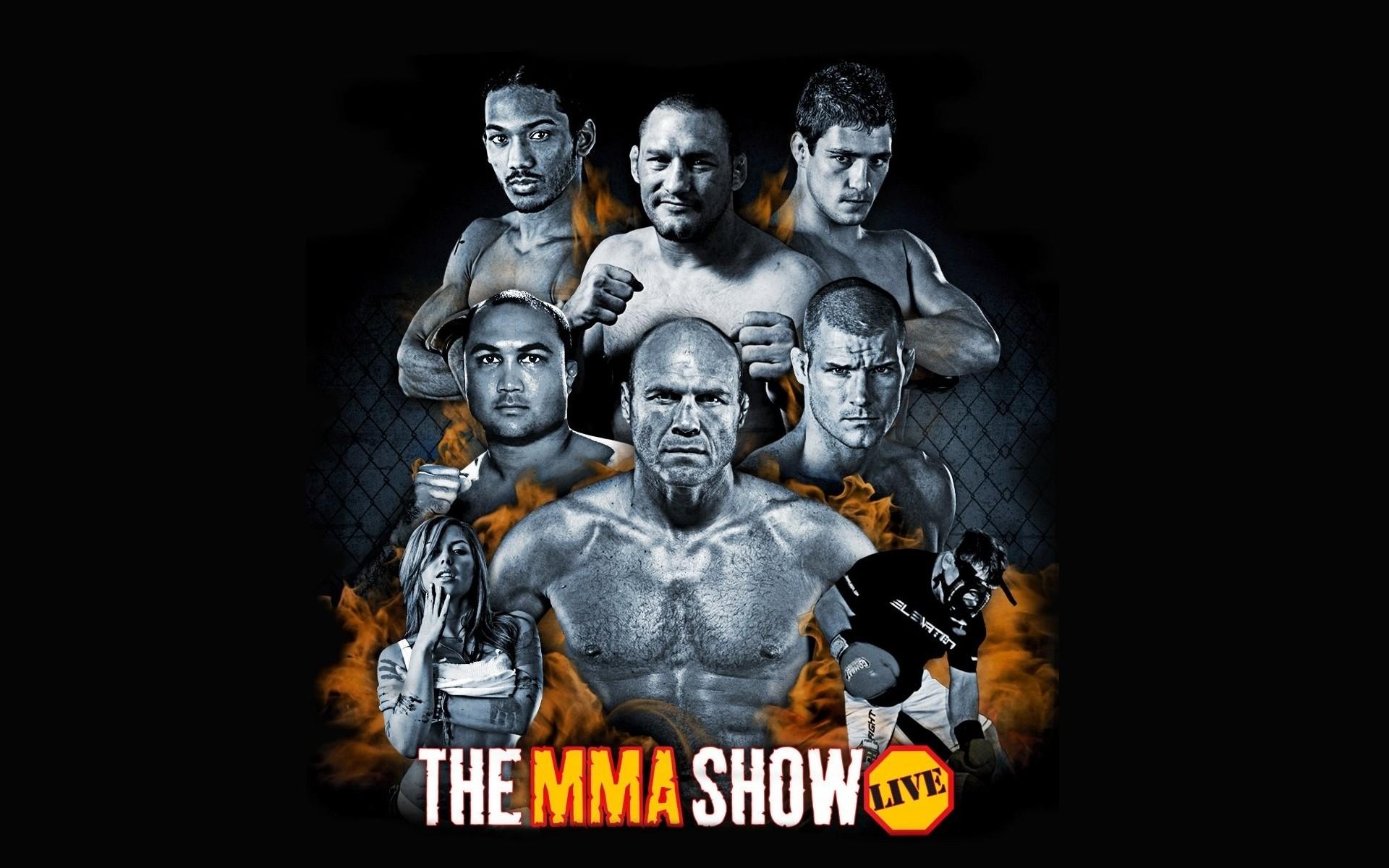 MMA Widescreen Wallpaper
