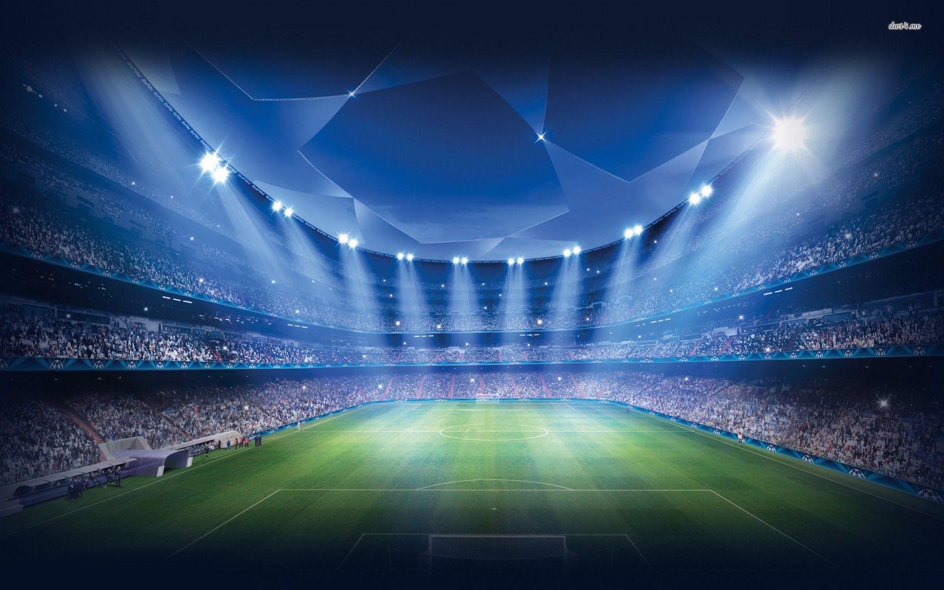 Soccer Stadium Wallpaper For Windows #kxT
