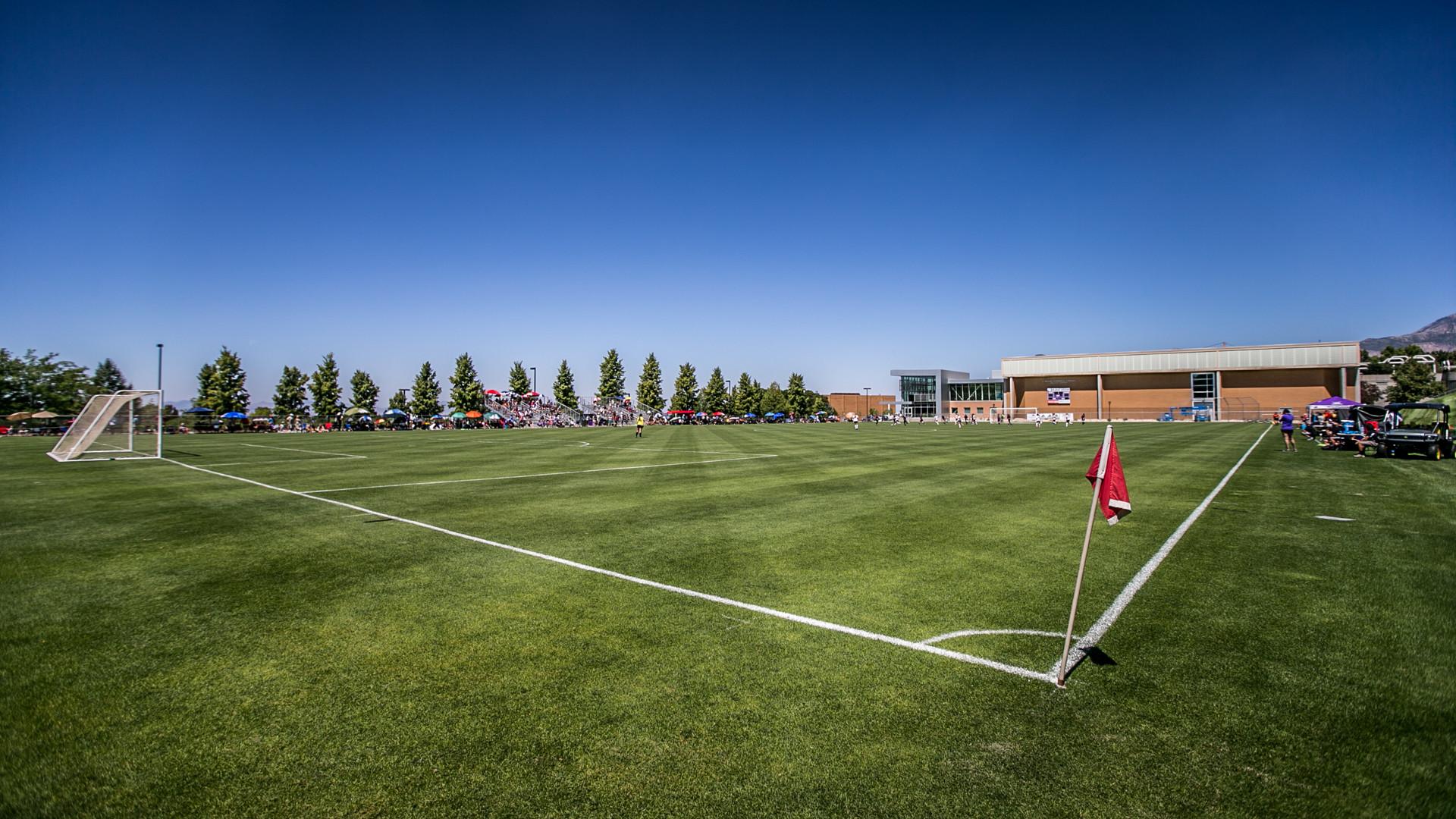 super soccer field wallpaper
