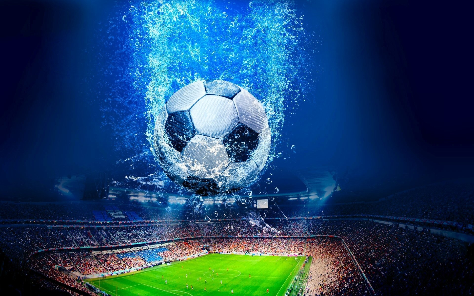 Ball Colorful Flame Soccer Sport · HD Wallpaper | Background ID:516154