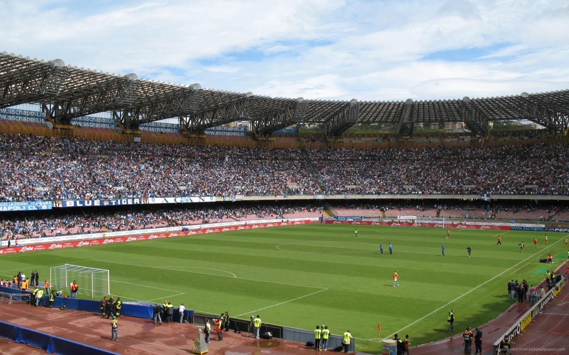 Napoli stadium for 1920×1200