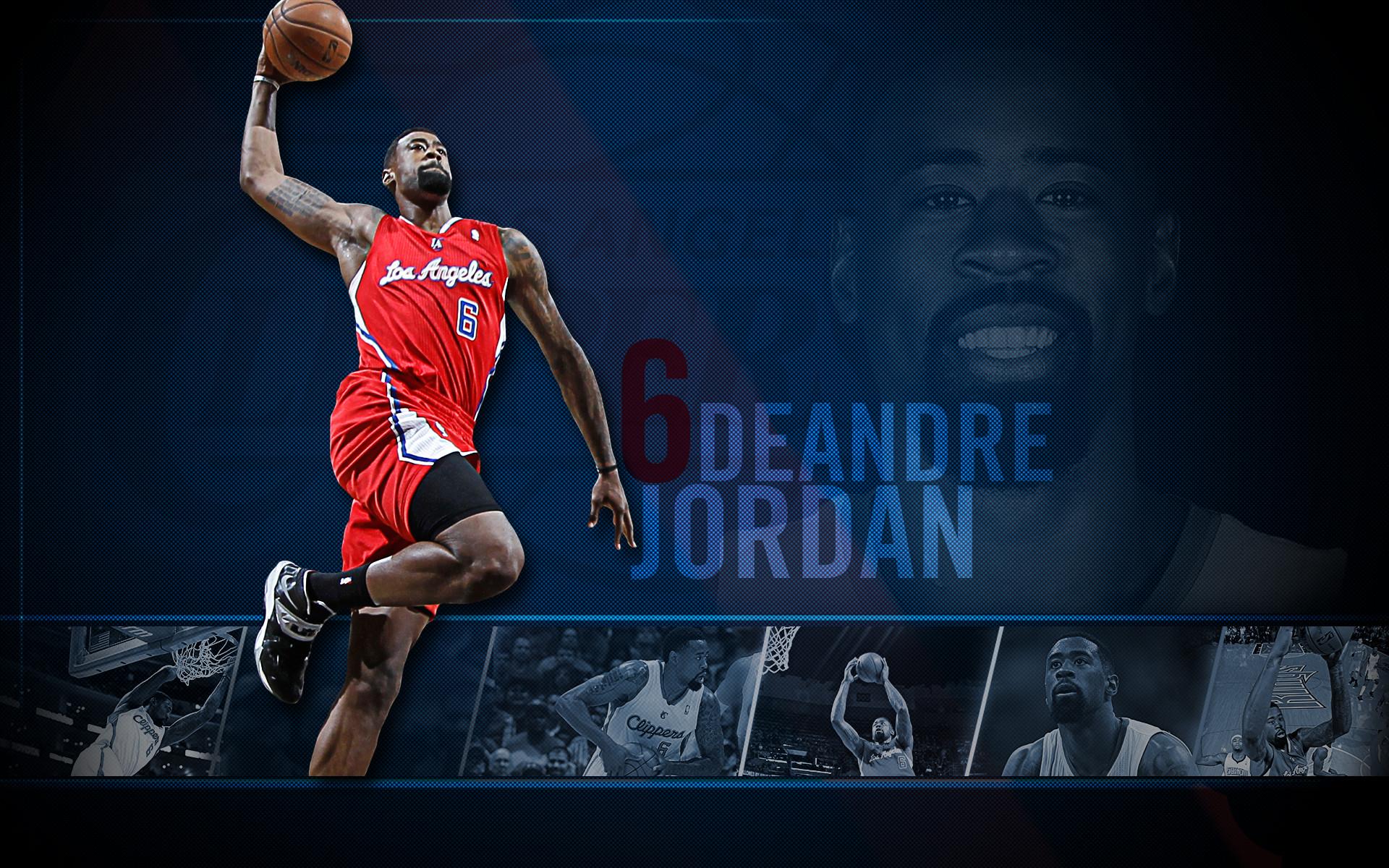 DeAndre Jordan Wallpapers