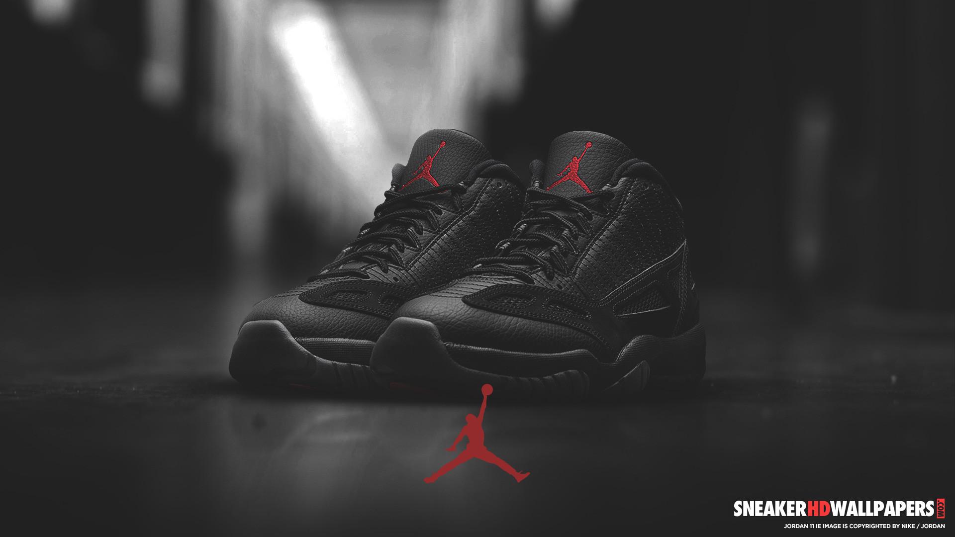 Download link: Air Jordan 11 IE Referee HD wallpaper
