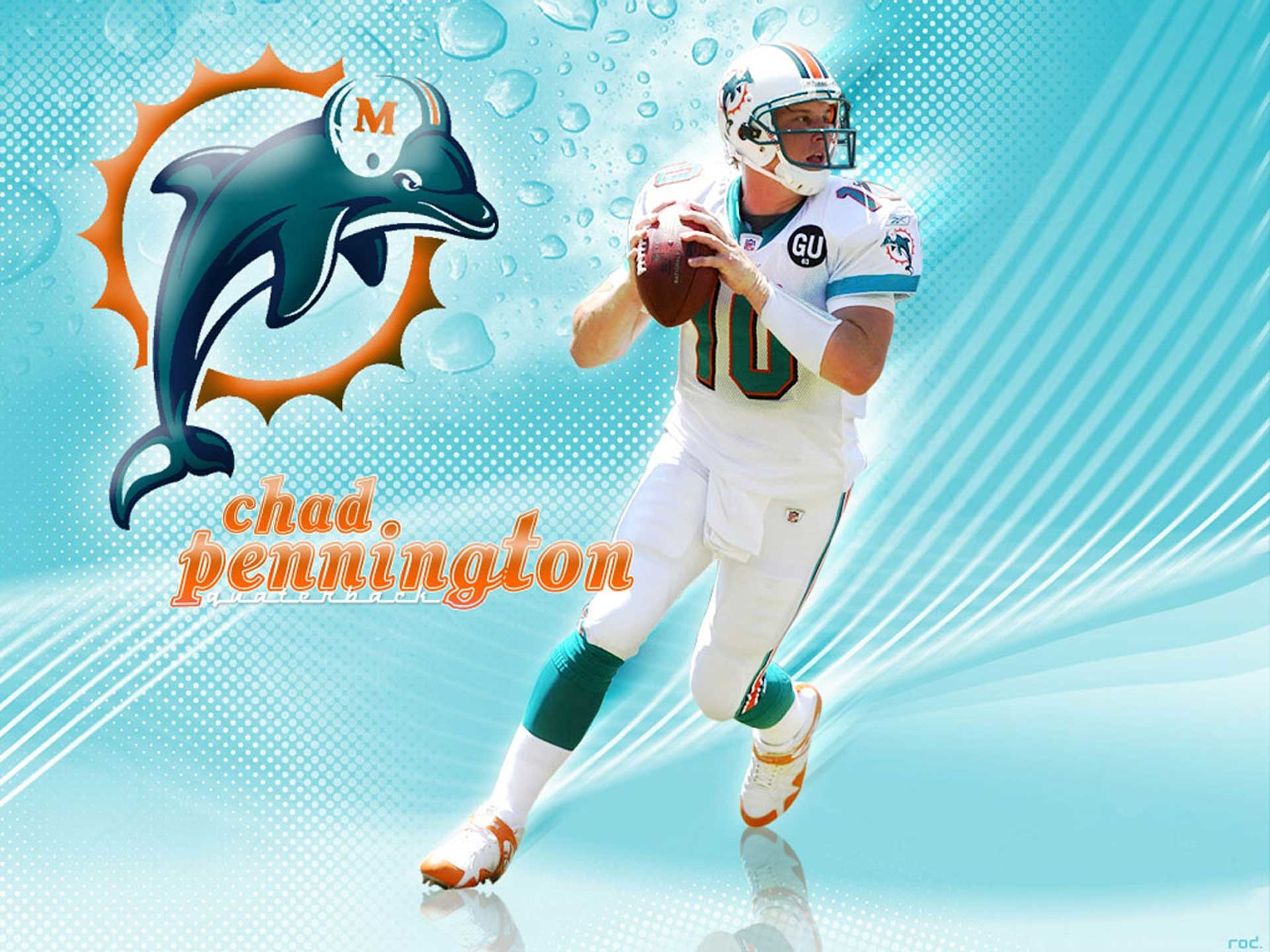 Wallpaper Of The Day: Miami Dolphins