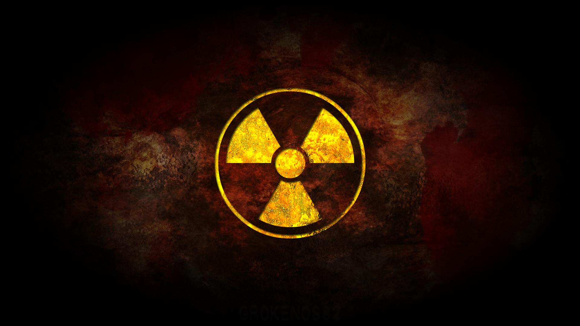HD Wallpaper Radioactive by Grokenos82 HD Wallpaper Radioactive by  Grokenos82
