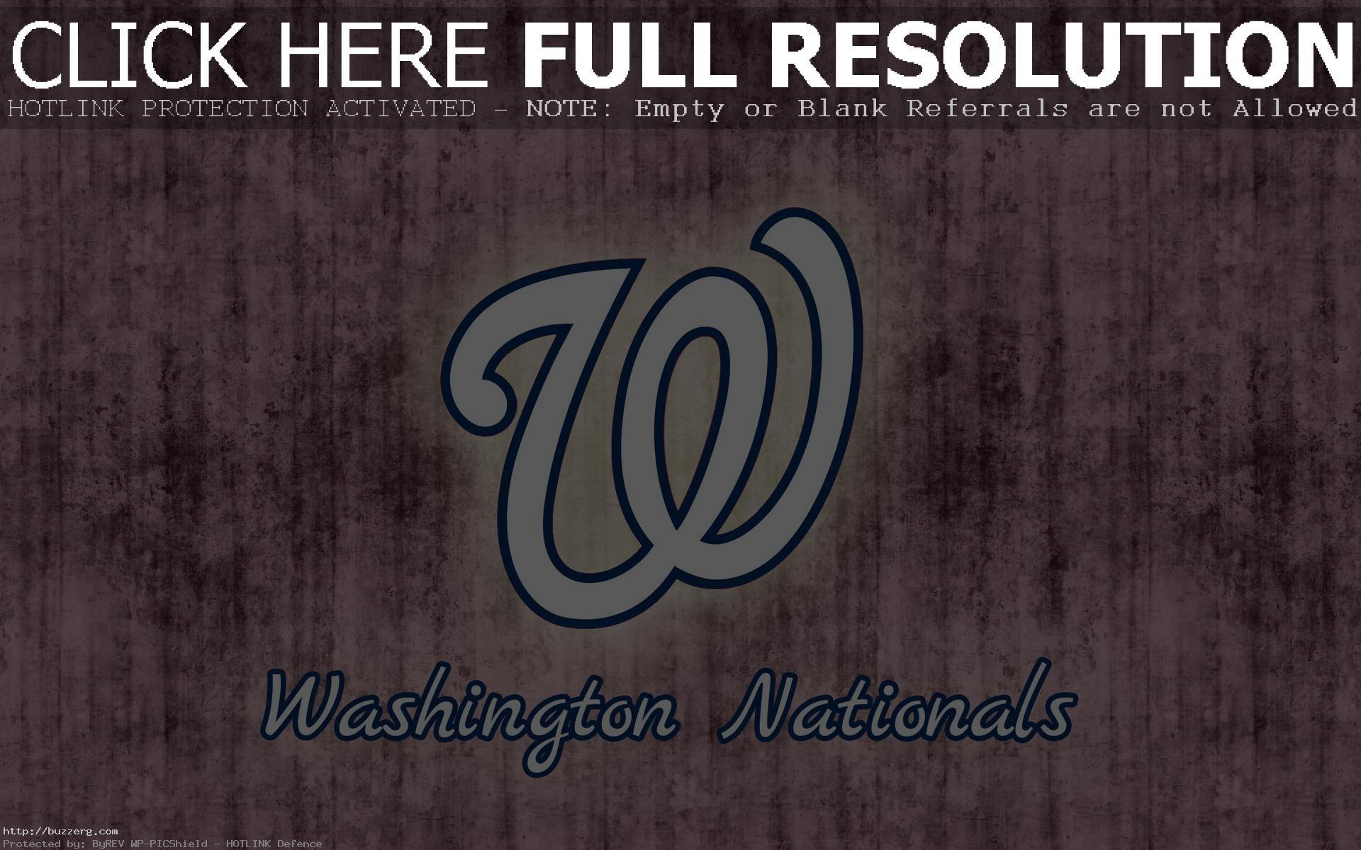Washington Nationals Logo Sports (id: 19032)