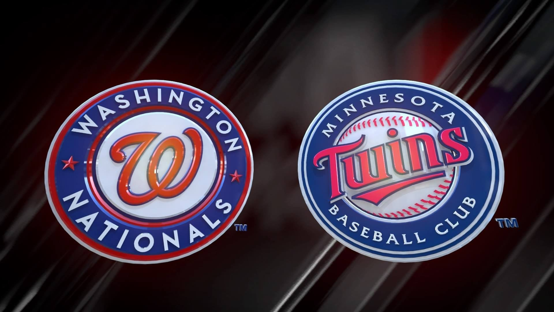 [PS4] MLB® 16 The Show™_ Washington NATIONALS Vs Minnesota TWINS