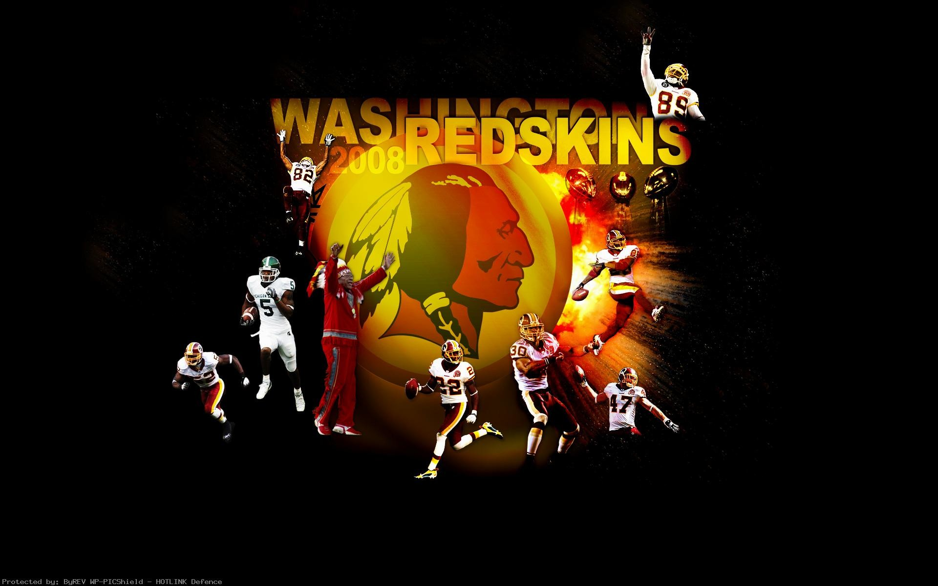 65 Redskins Wallpaper For Iphone