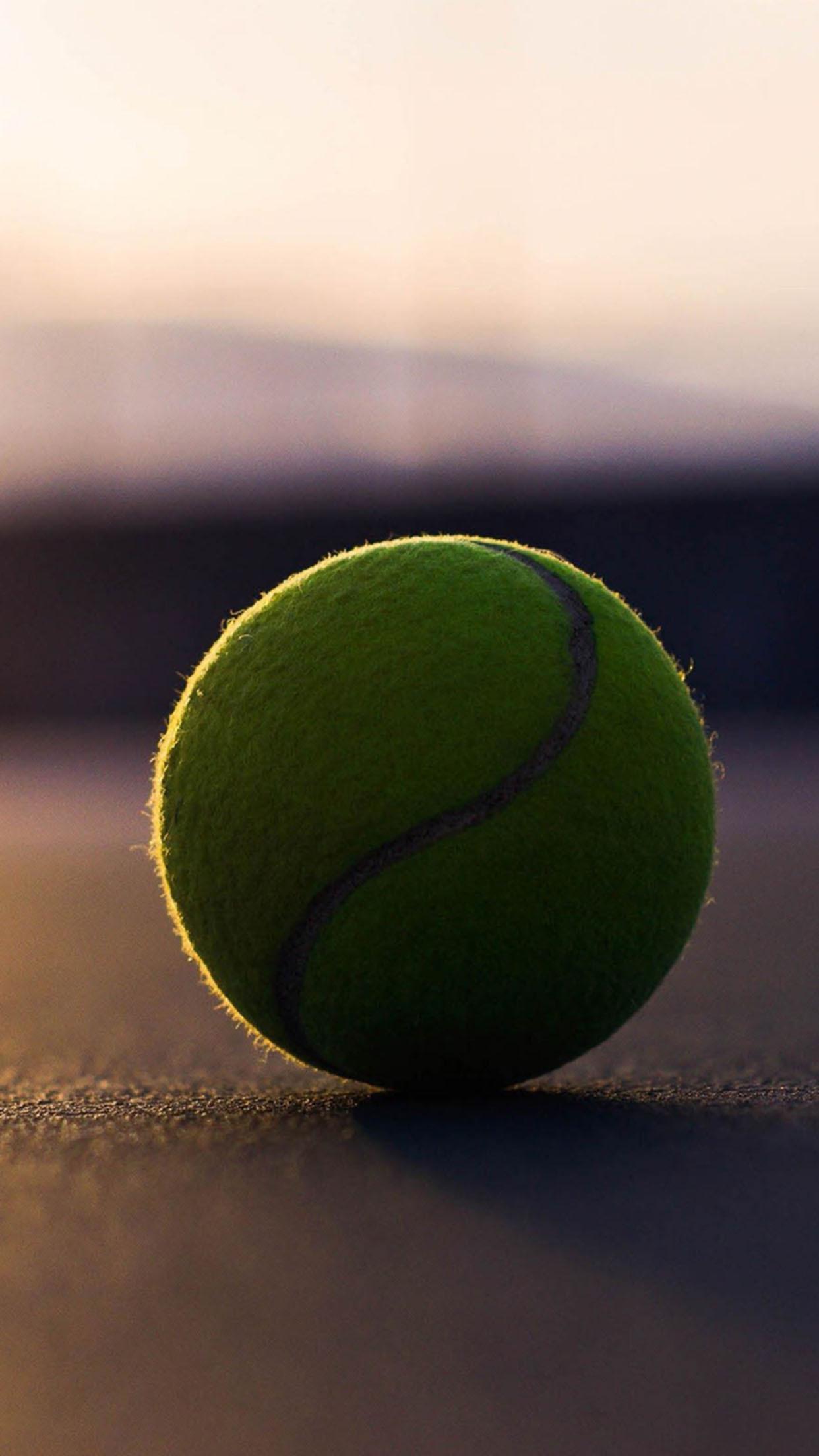 Wallpaper HD iPhone Tennis ball – Free Download