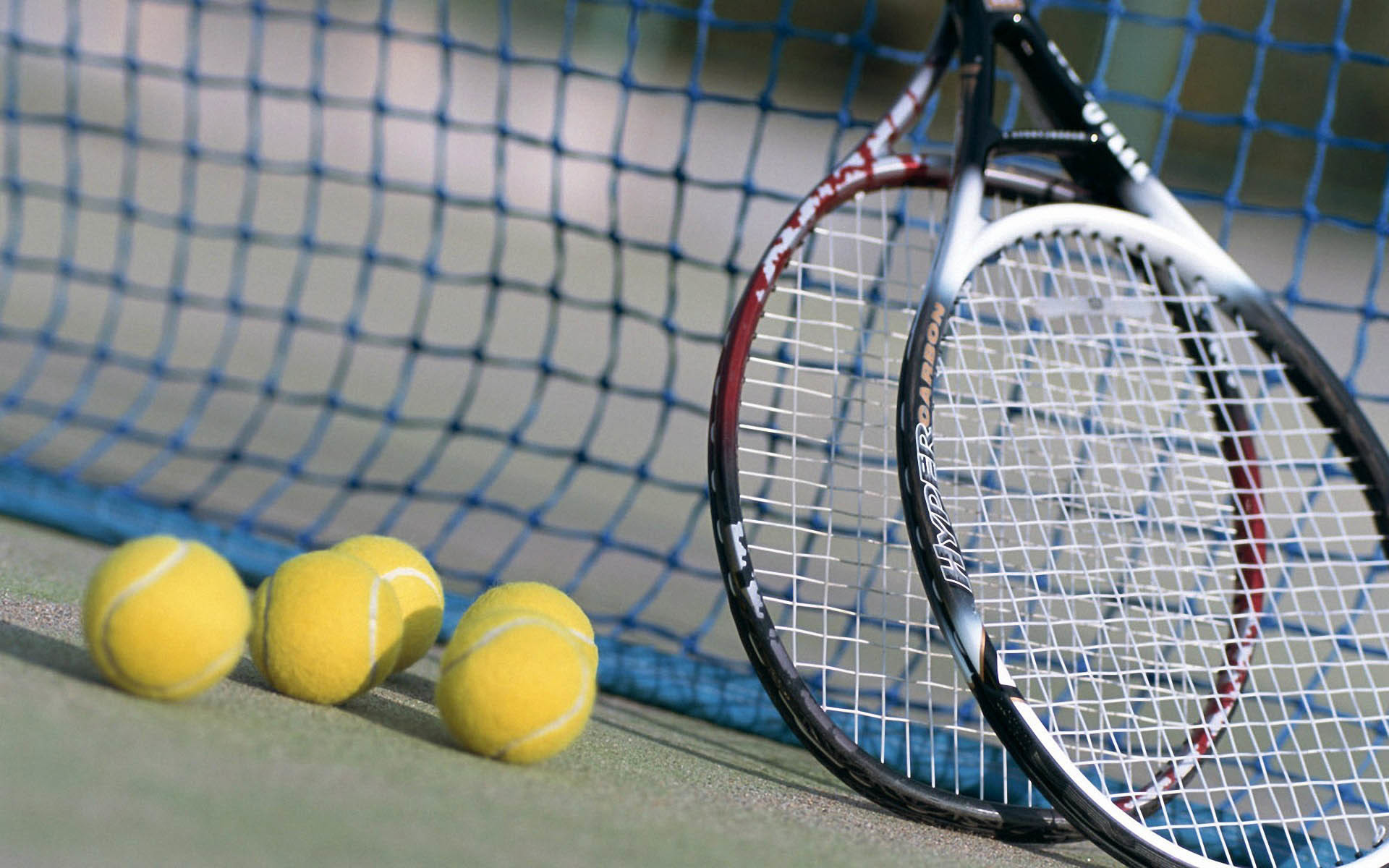 tennis ball and tennis racket Wallpapers, .