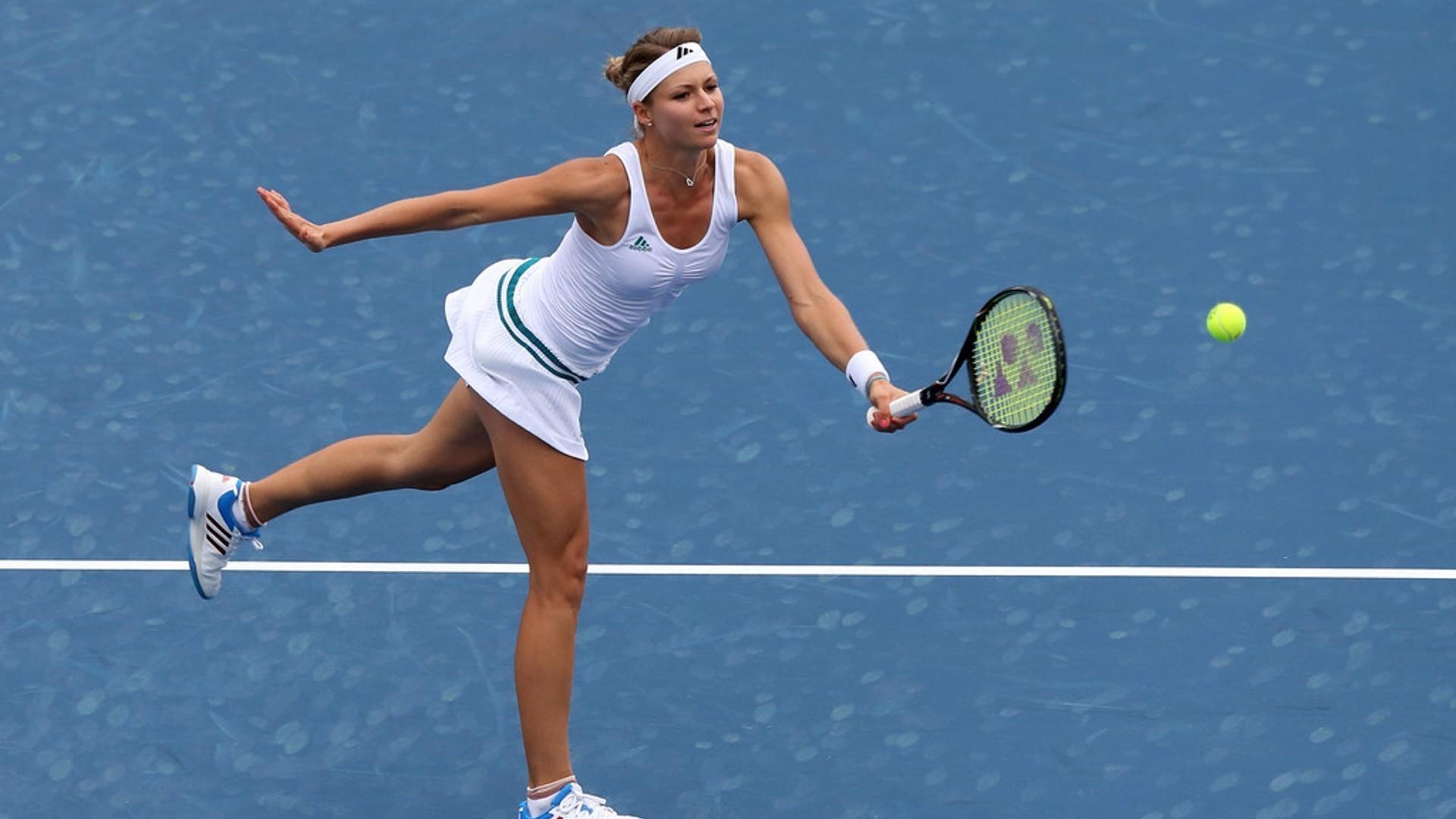 Maria Kirilenko, Tennis Rackets, Tennis Wallpapers HD / Desktop and Mobile  Backgrounds