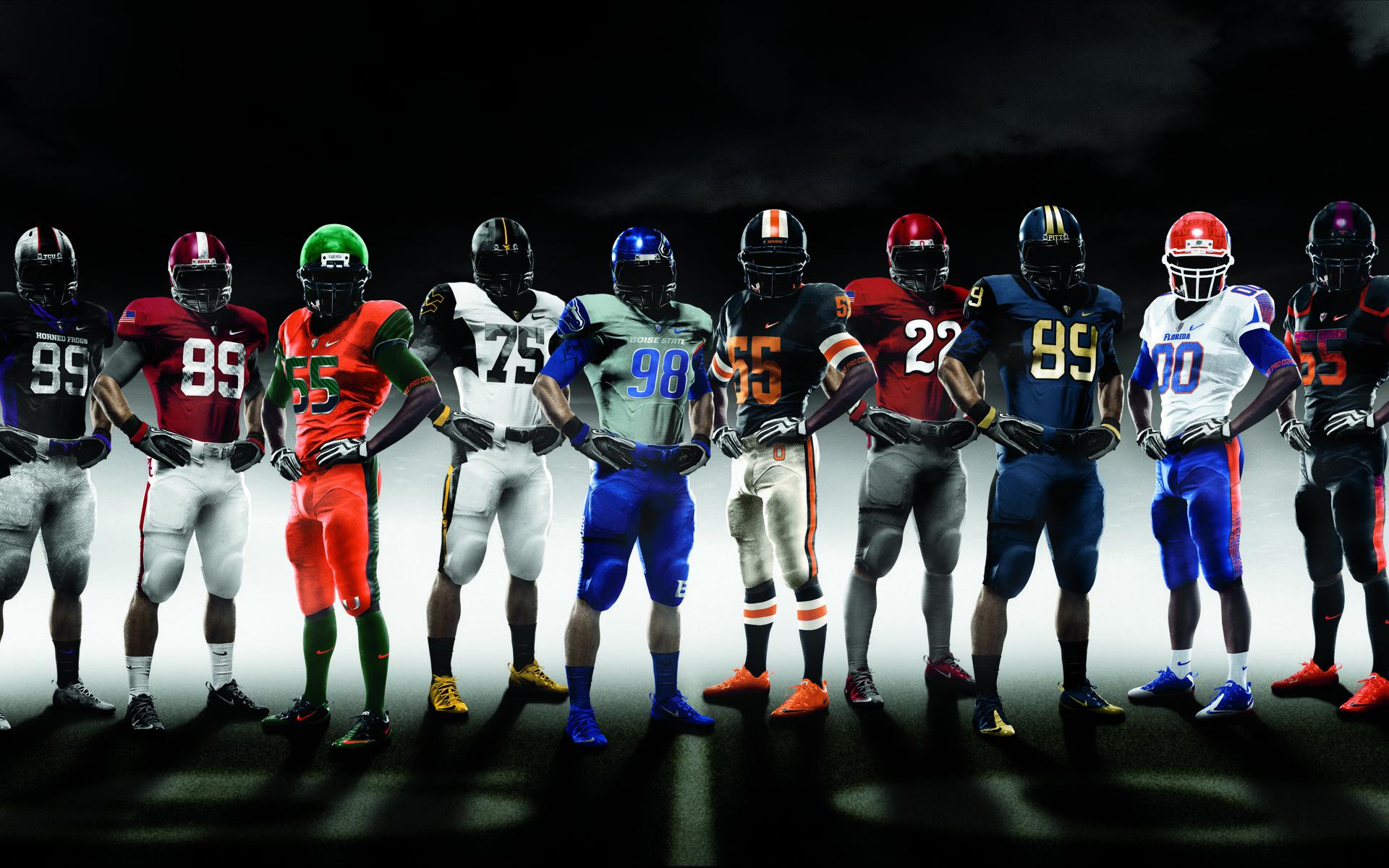 American Football Player Wallpaper