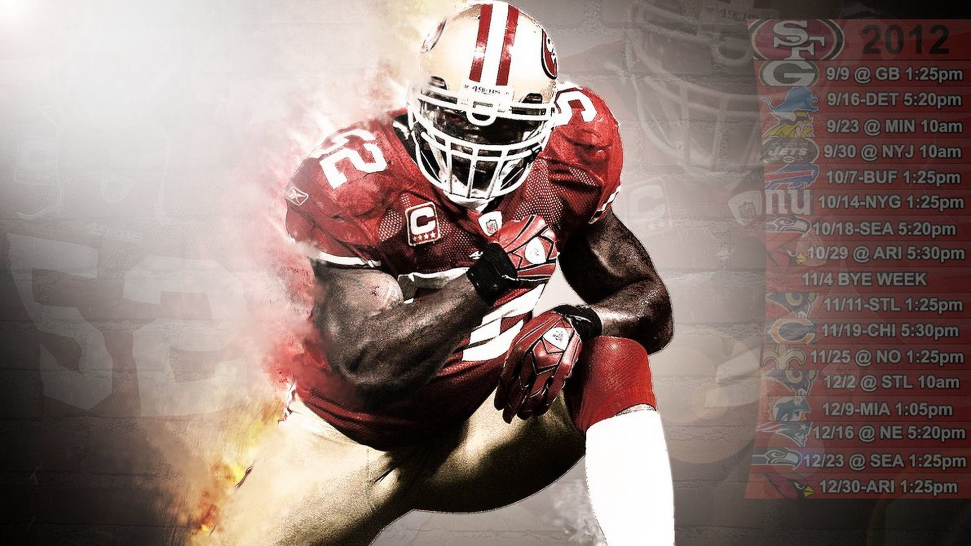 NFL Players. Widescreen Wallpapers …