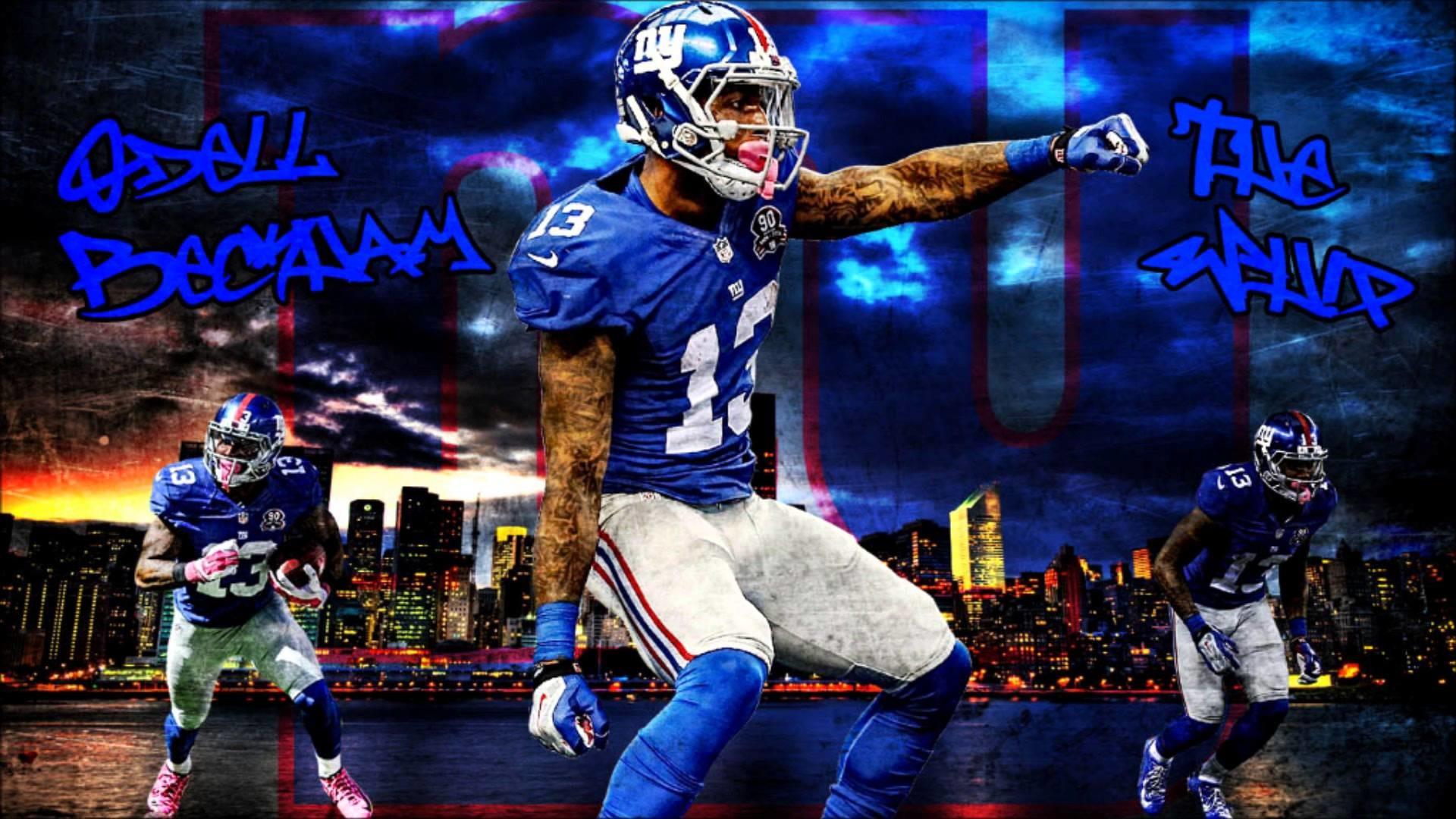 FREE NFL Odell Beckham Jr Wallpaper