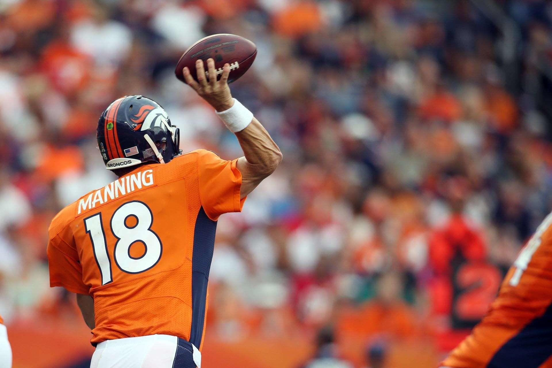 20+ NFL player Peyton Manning HD Wallpapers