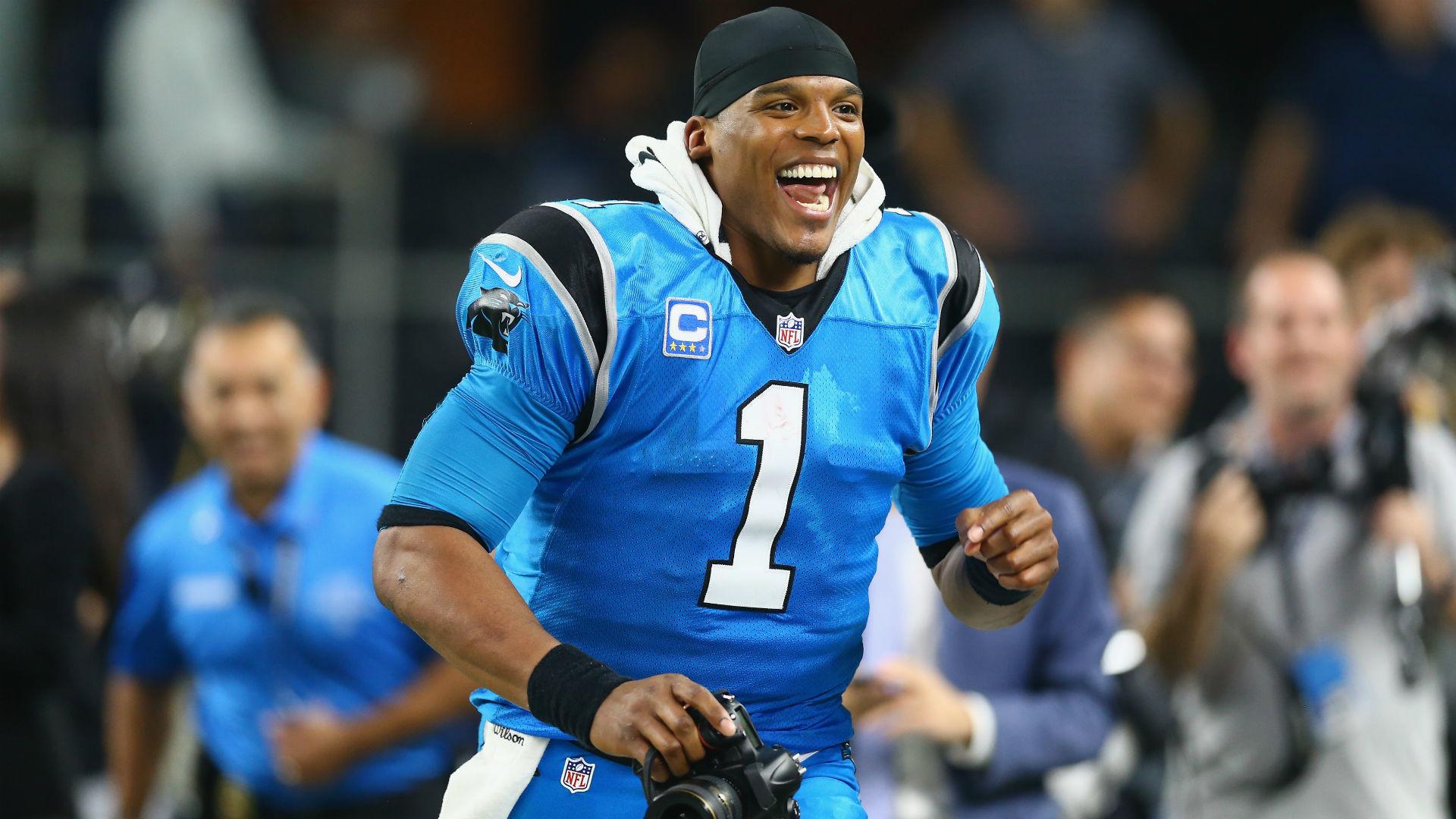 1 Cam Newton, QB, Panthers